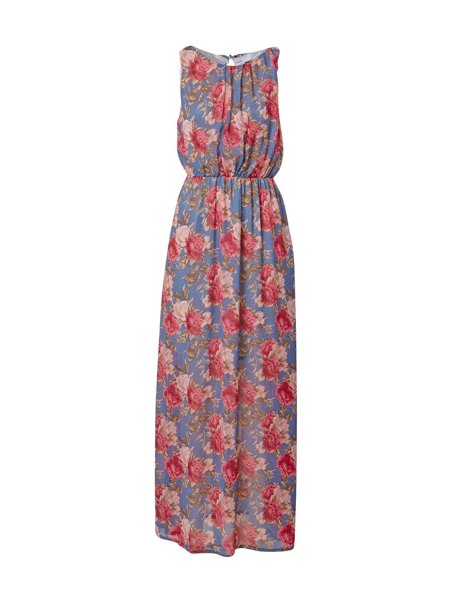 Mela London Suknelė mišrios spalvos / mėlyna