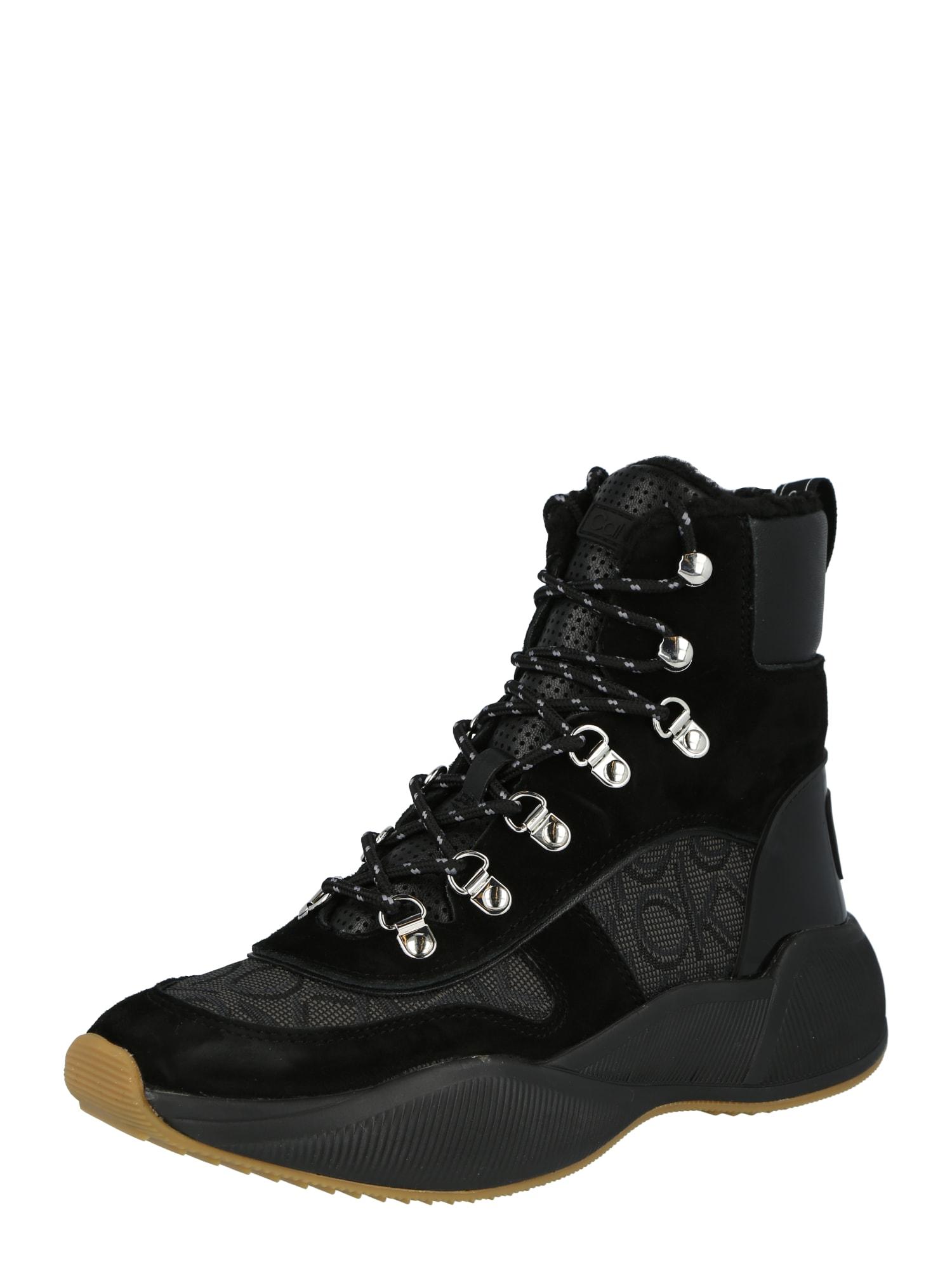 Calvin Klein Suvarstomieji kulkšnis dengiantys batai