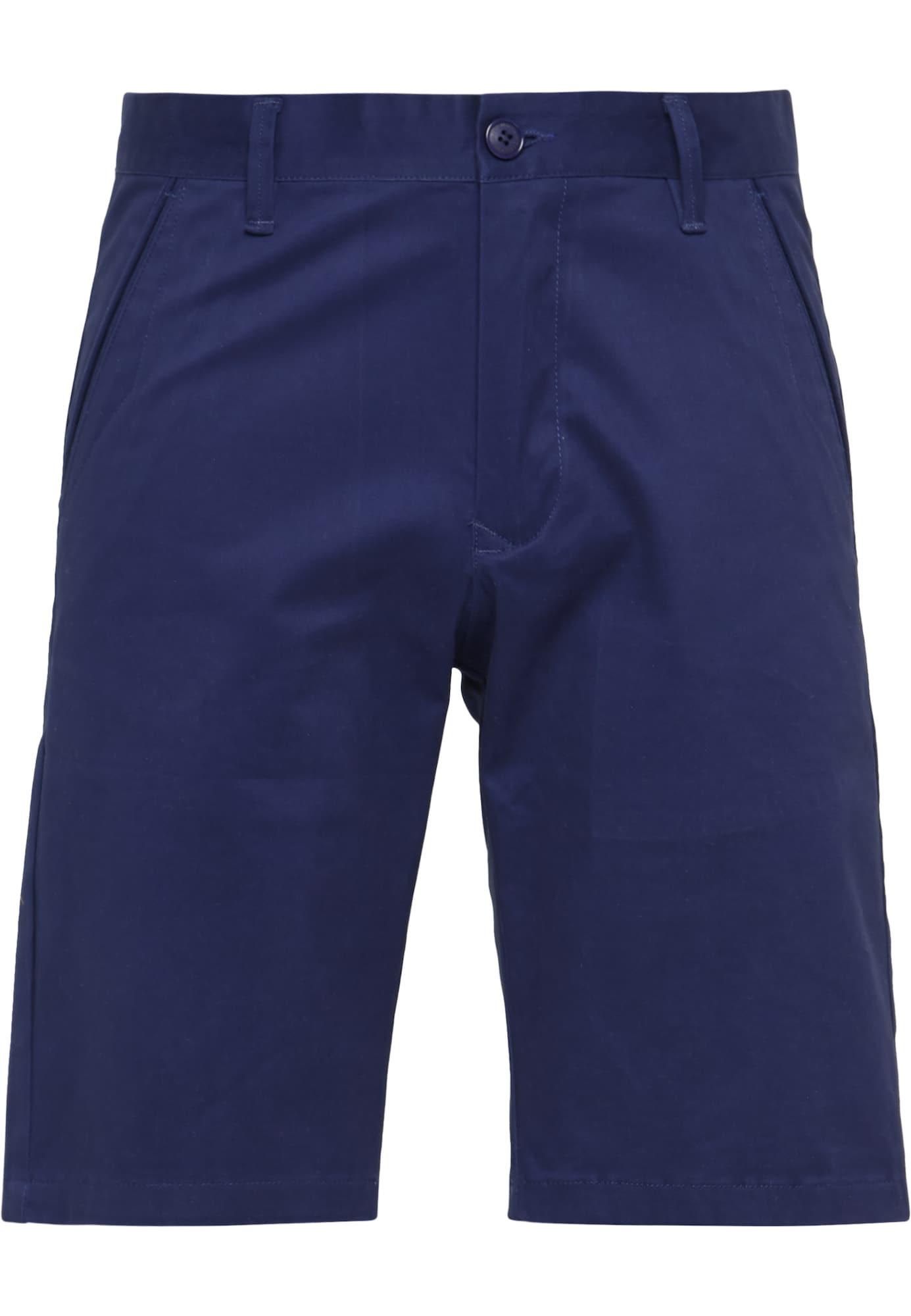 DreiMaster Maritim Kelnės tamsiai mėlyna