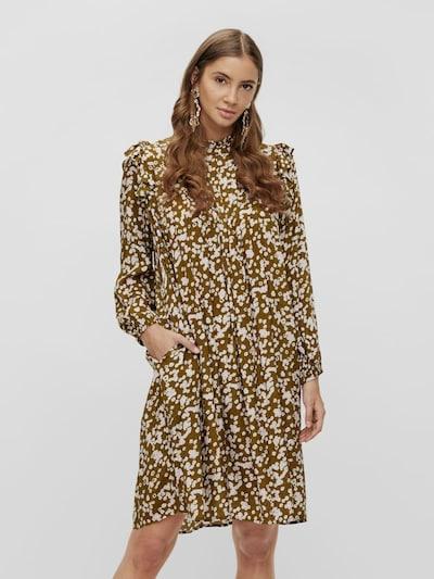 Y.A.S Line Knee Length Long Sleeve Dress