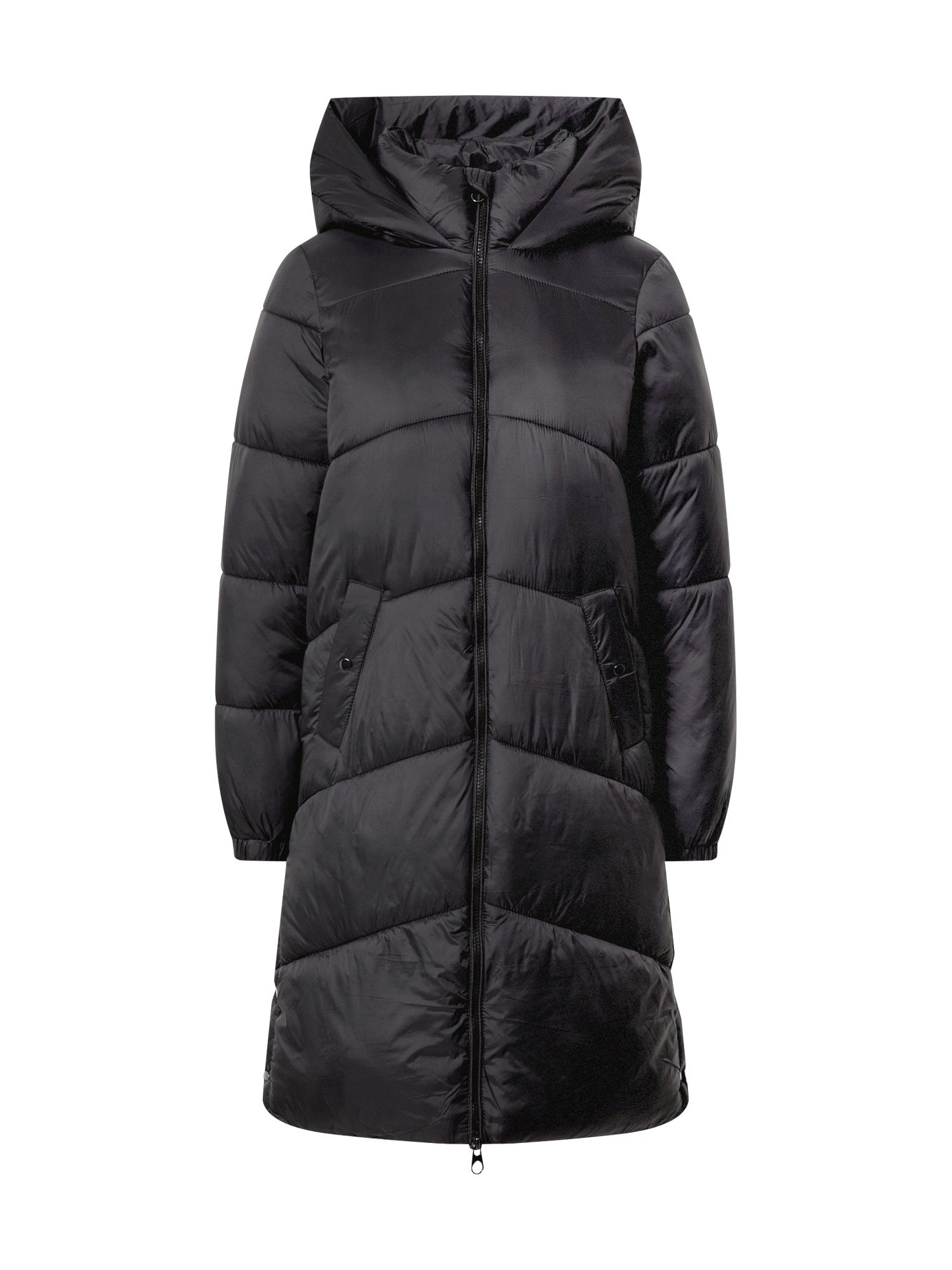 VERO MODA Zimní kabát 'Upsala'  černá
