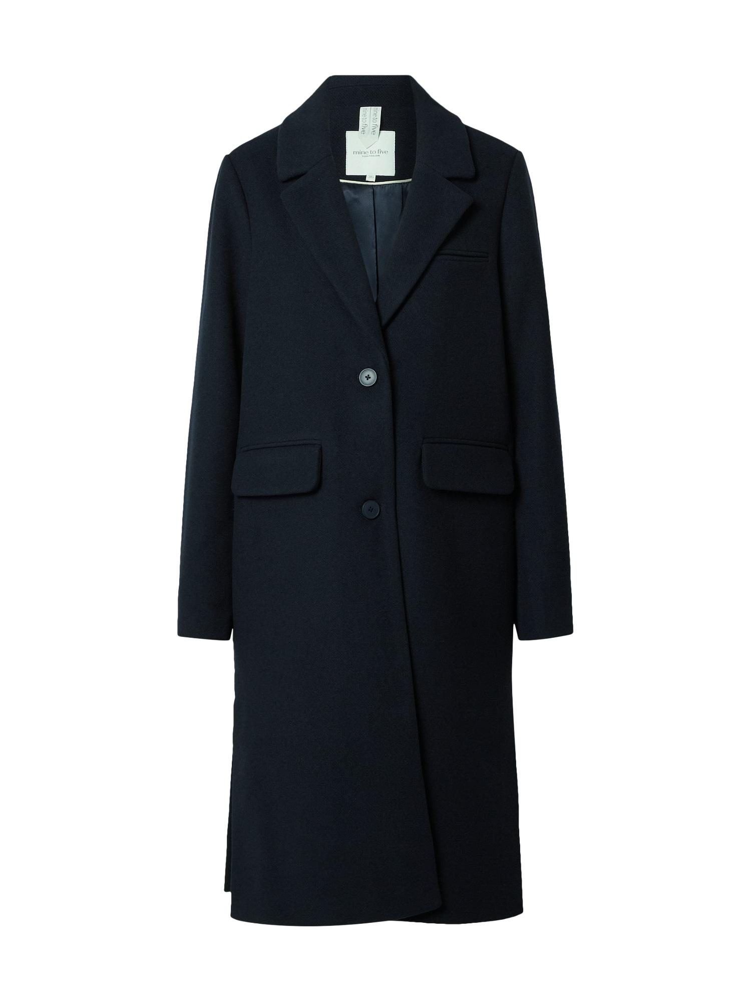 MINE TO FIVE Demisezoninis paltas tamsiai mėlyna