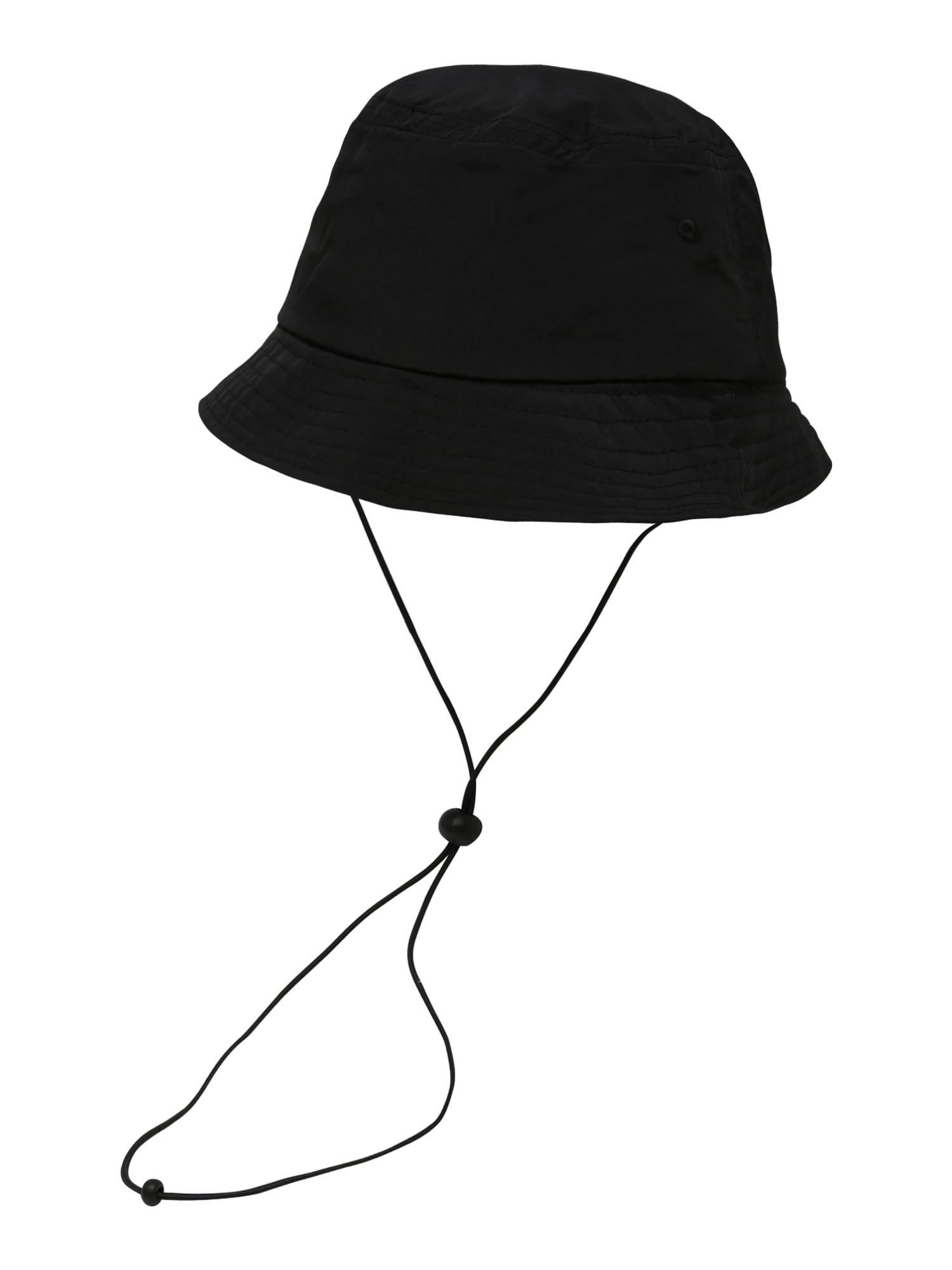Nicce Skrybėlaitė juoda