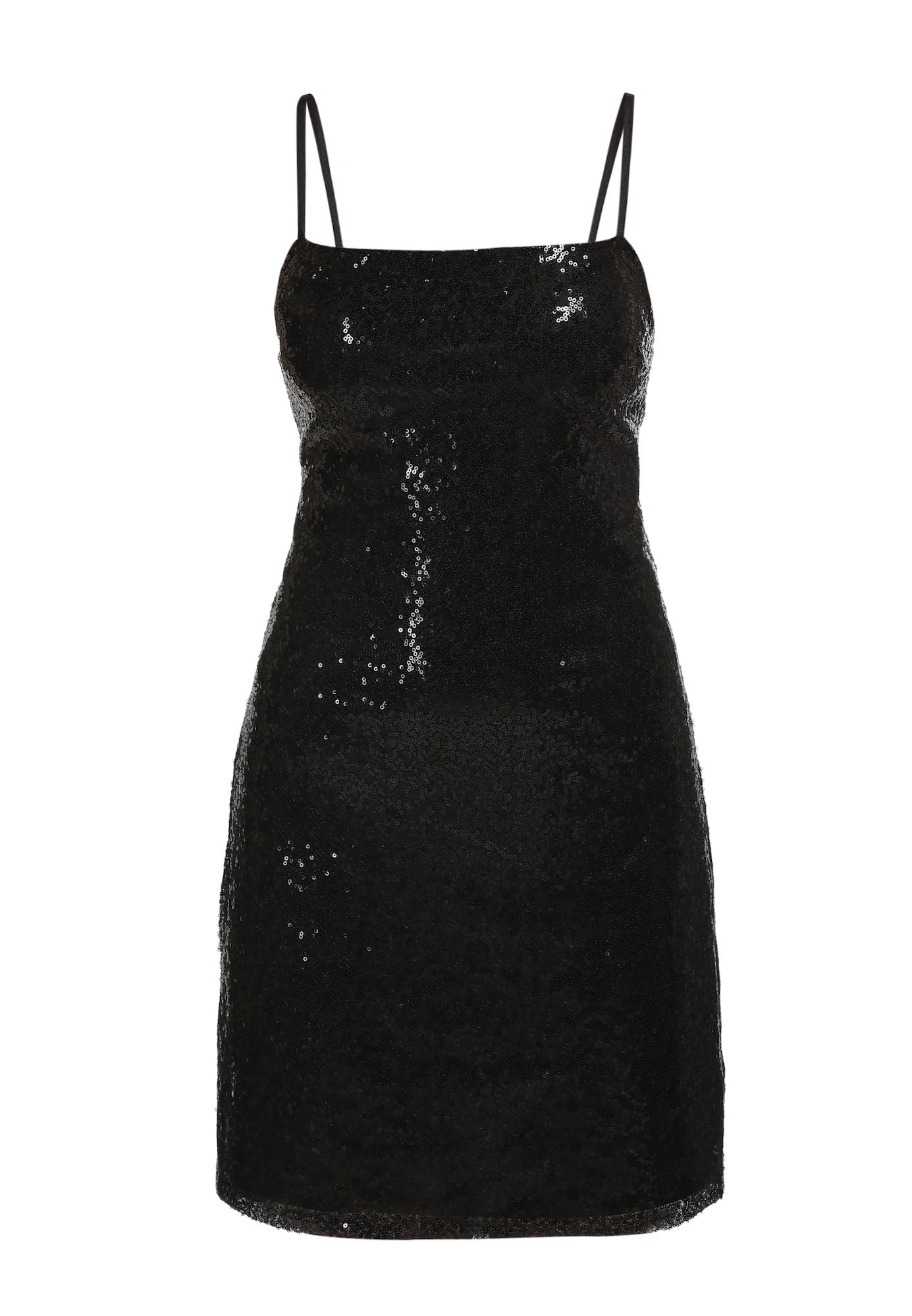 myMo at night Kokteilinė suknelė juoda