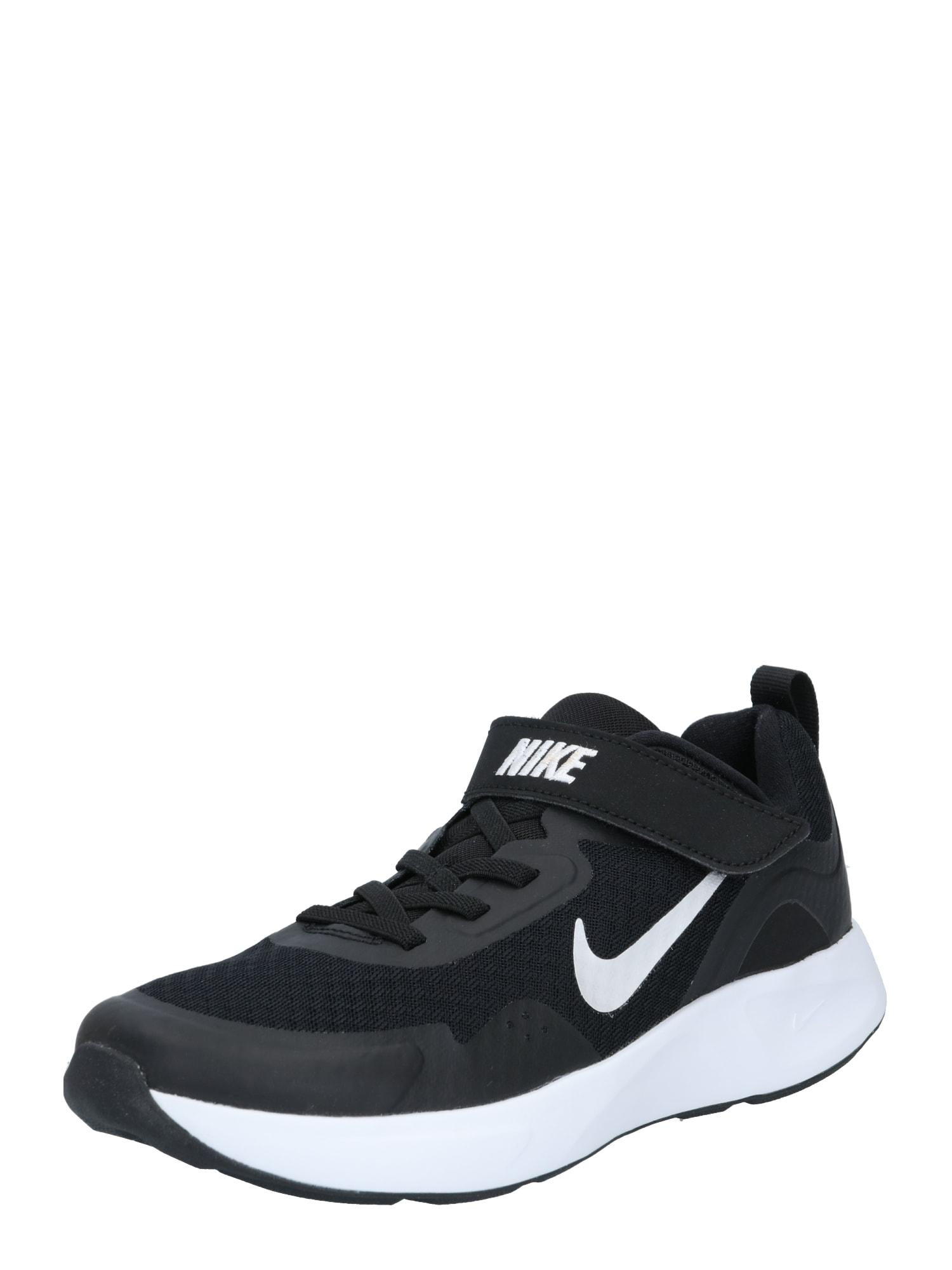 Nike Sportswear Tenisky  bílá / černá