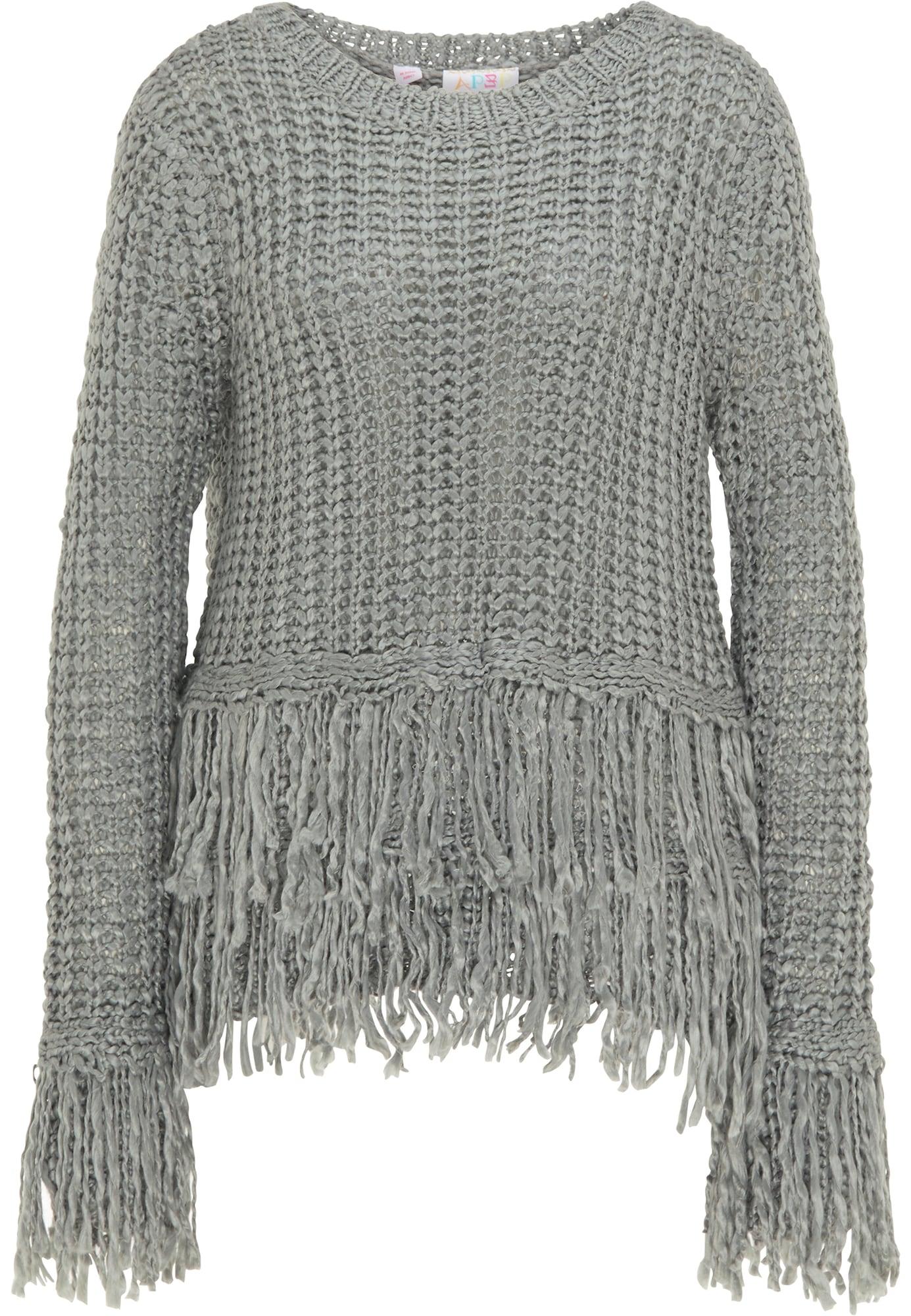 IZIA Megztinis pilka
