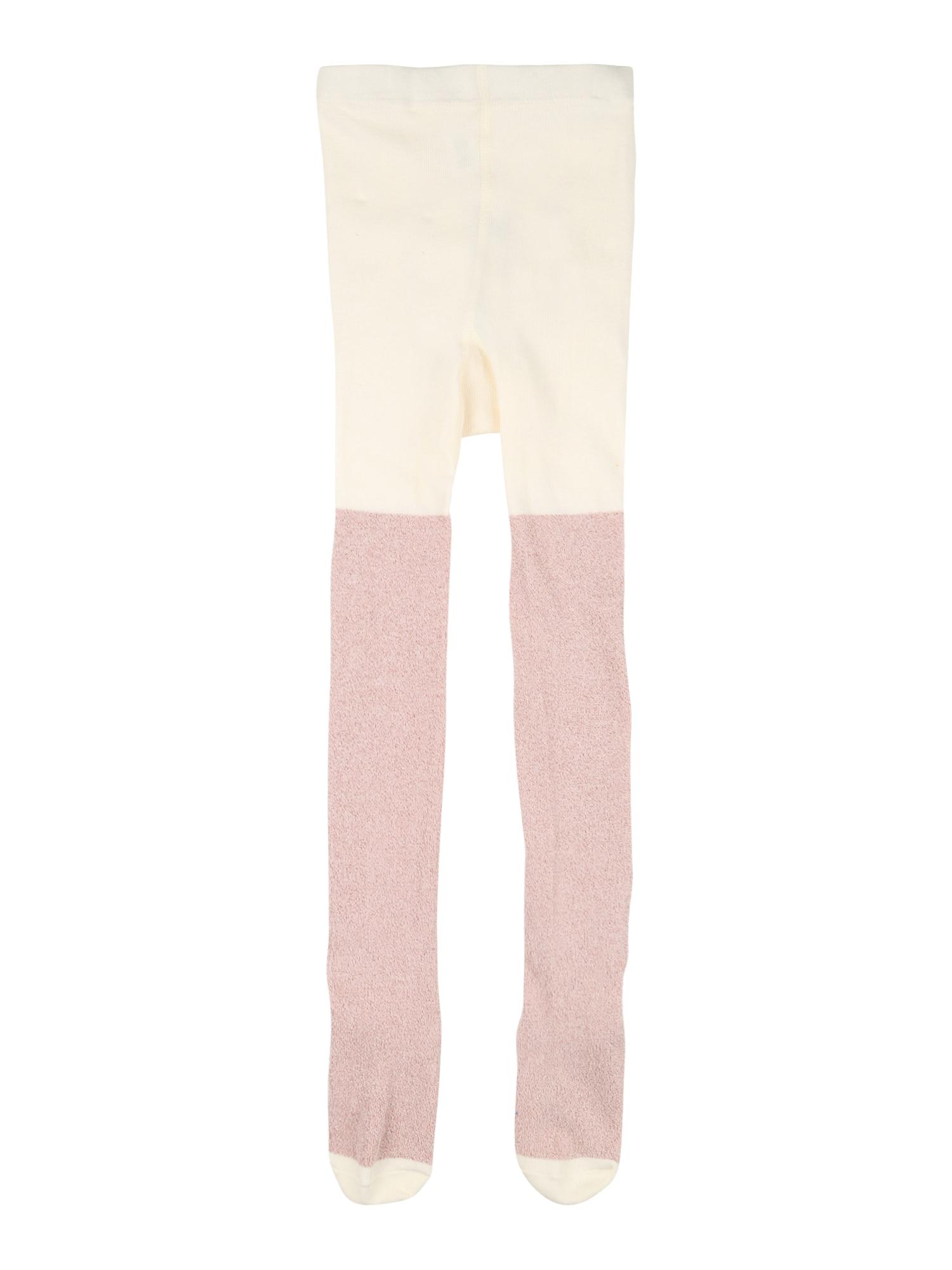 GAP Pėdkelnės vilnos balta / ryškiai rožinė spalva / tamsiai ruda / juoda