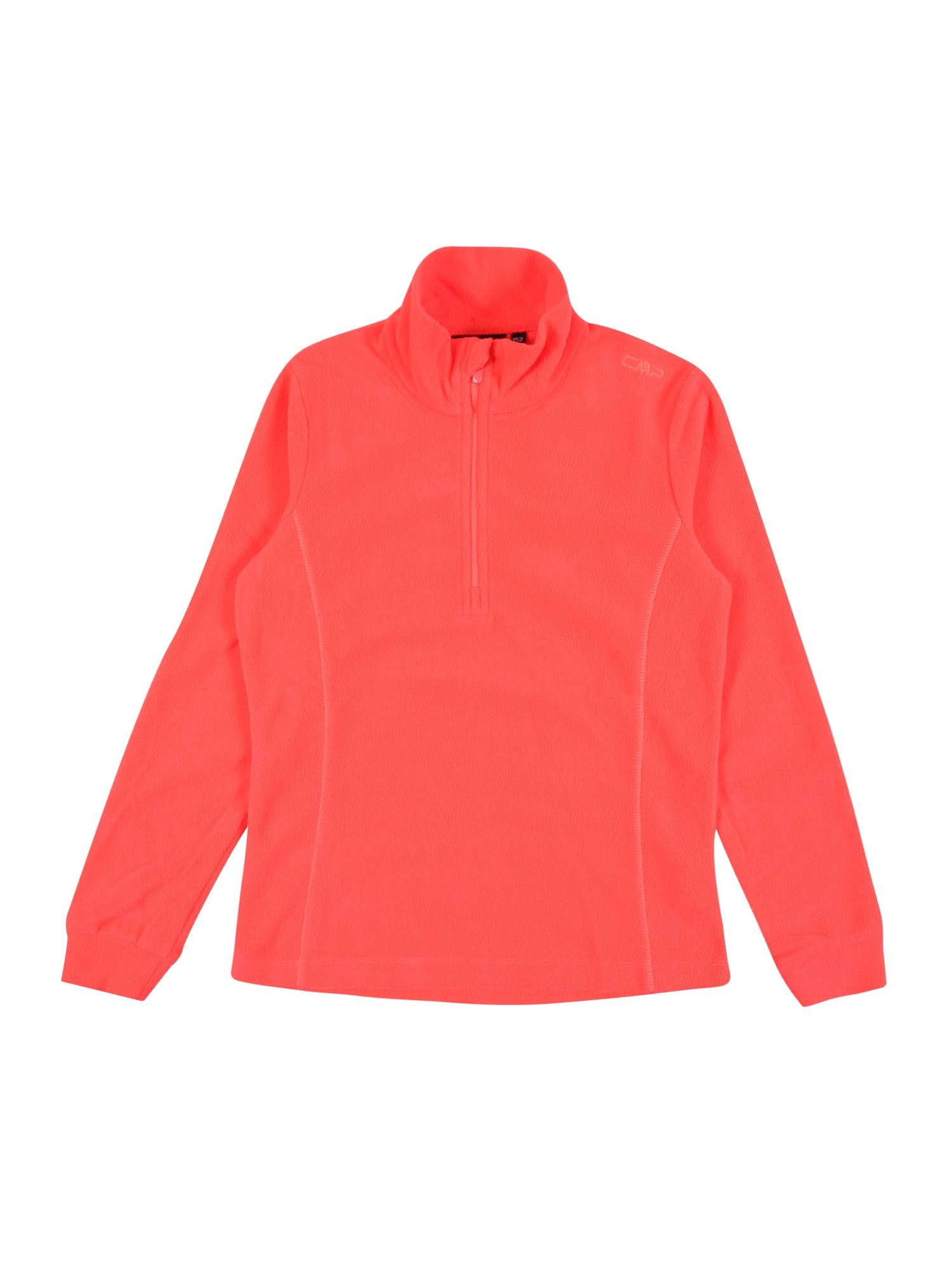 CMP Sportinio tipo megztinis melionų spalva