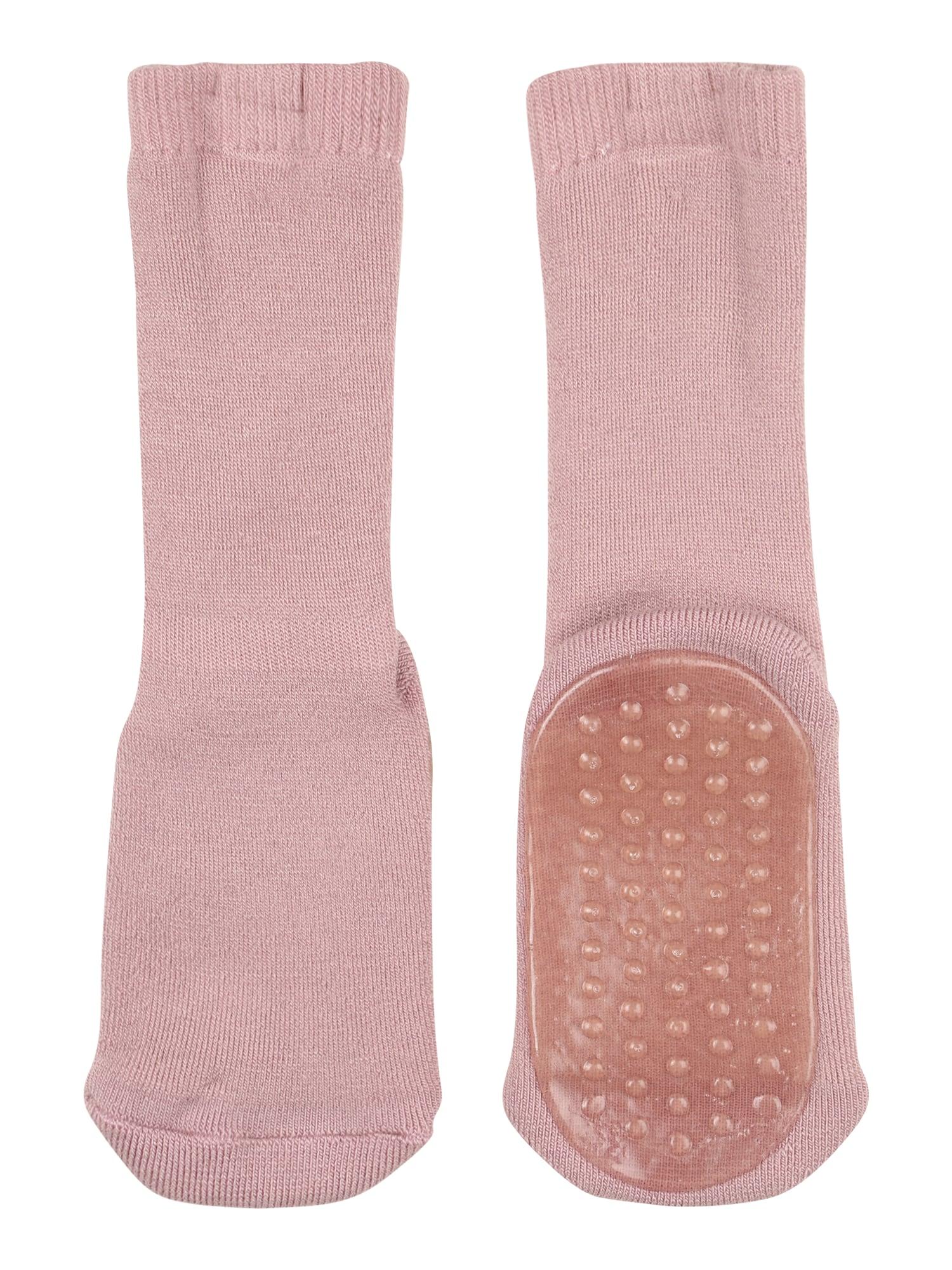 mp Denmark Kojinės ryškiai rožinė spalva