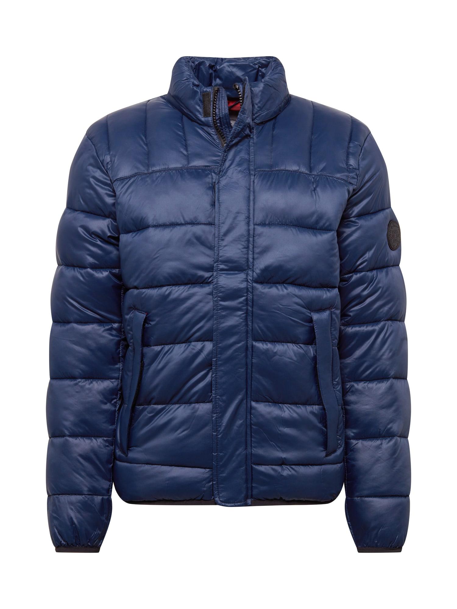 Pepe Jeans Přechodná bunda 'COLERIDGE'  tmavě modrá