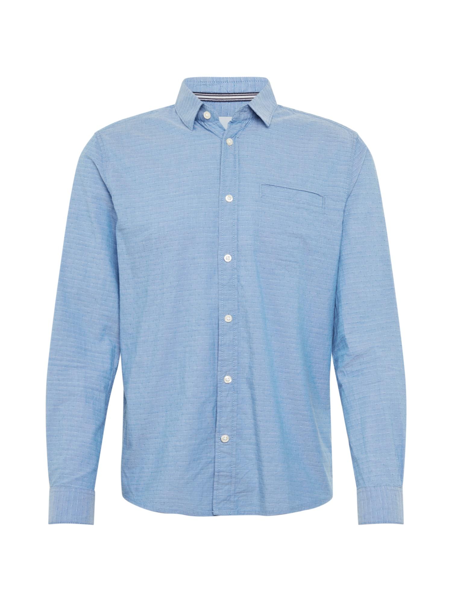 TOM TAILOR Marškiniai mėlyna