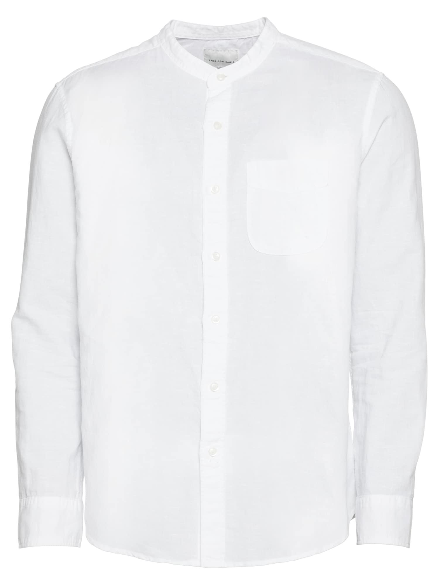 American Eagle Marškiniai balta