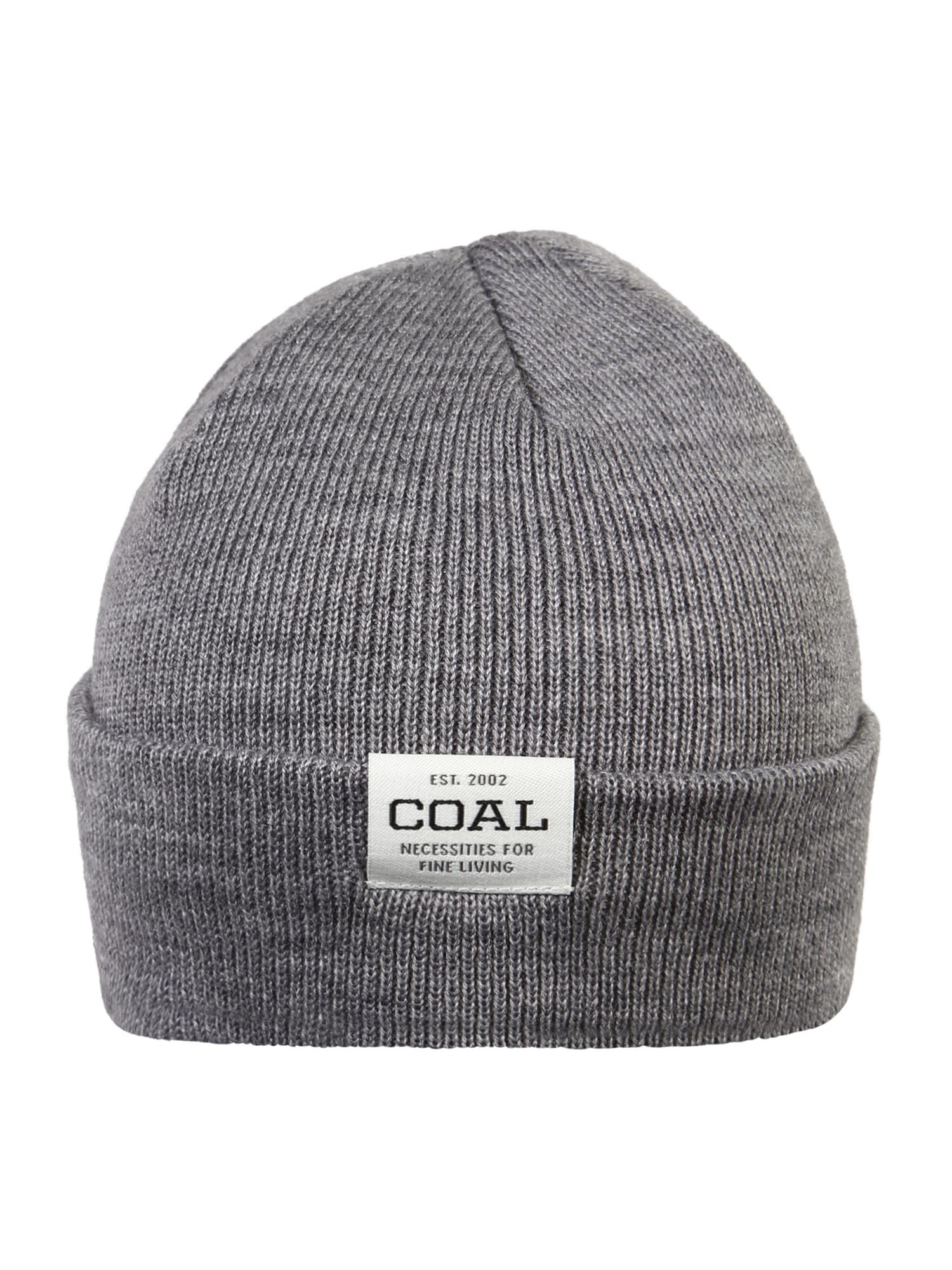 Coal Megzta kepurė margai pilka