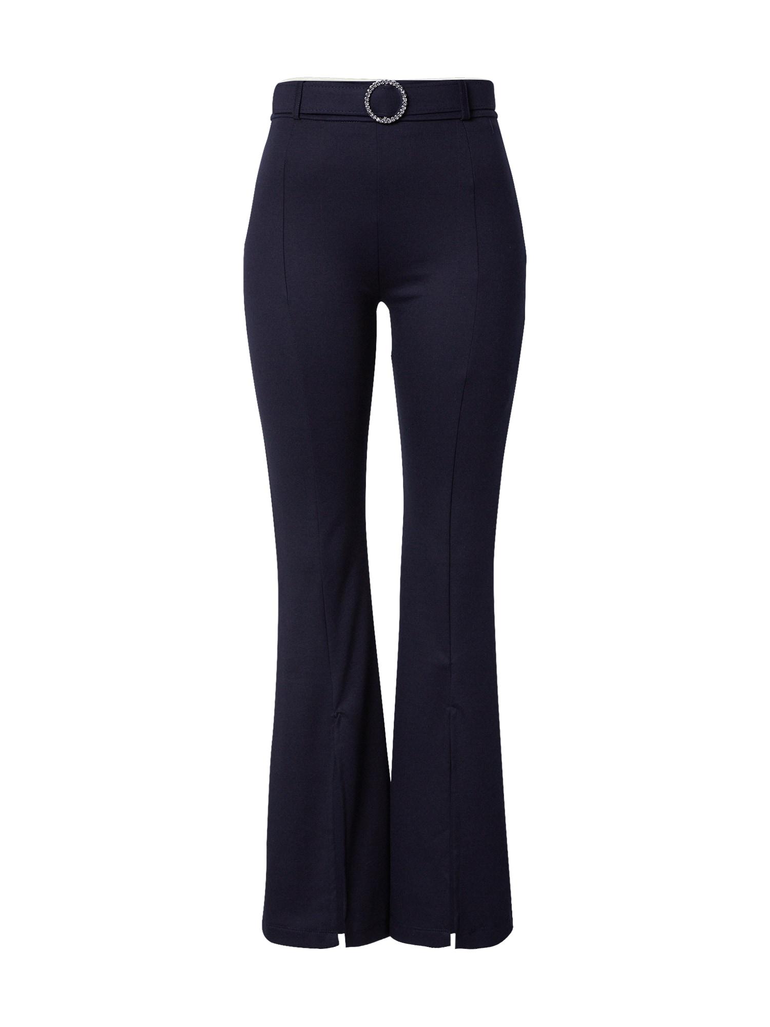 Trendyol Kalhoty  námořnická modř