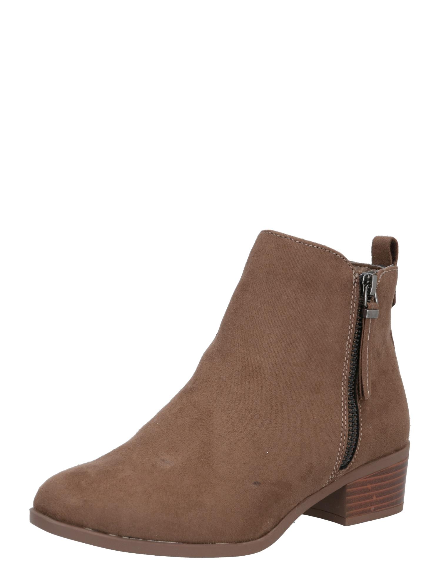 Dorothy Perkins Kulkšnis dengiantys batai ruda