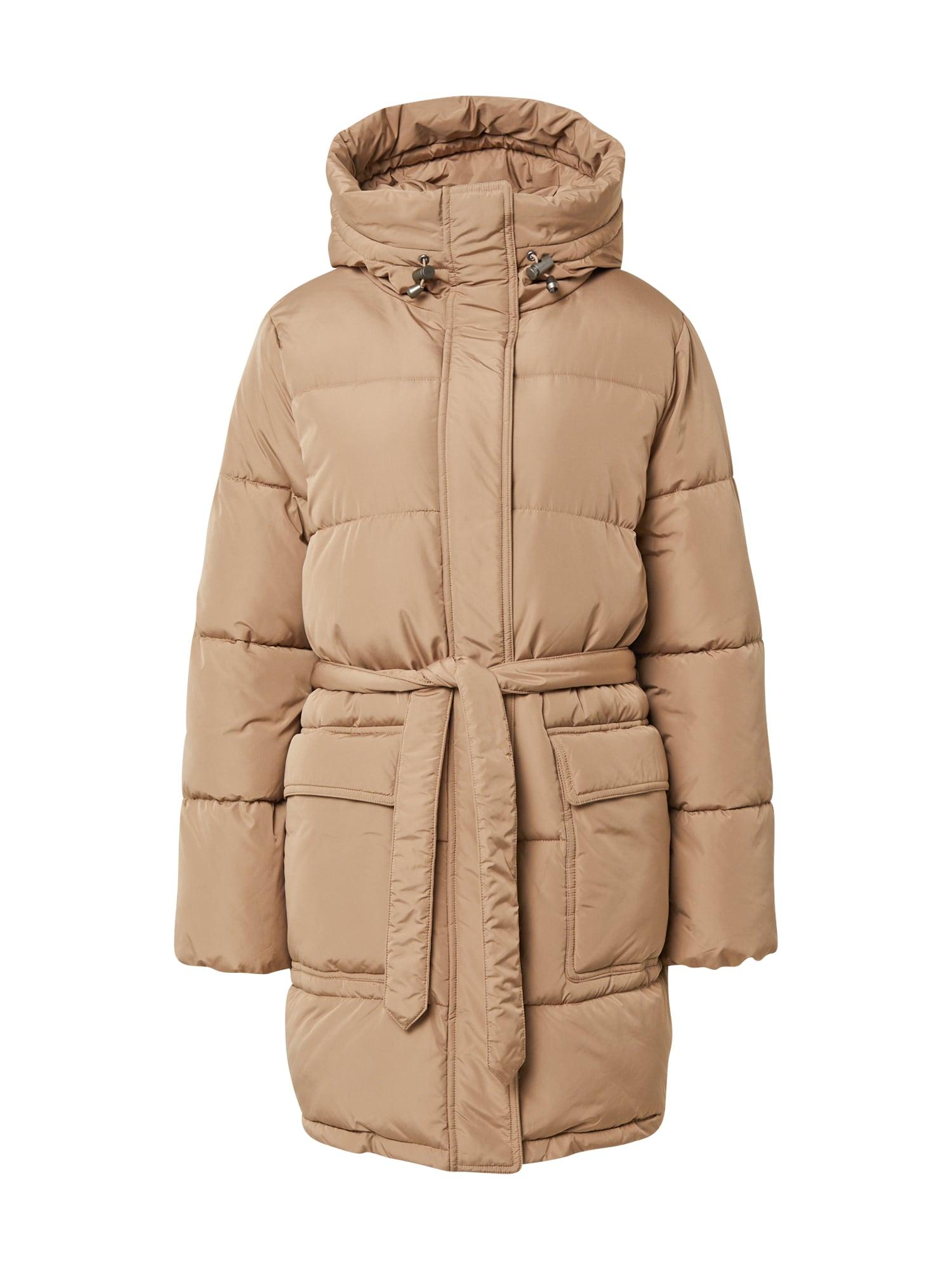 Rut & Circle Zimní bunda 'FANNIE'  velbloudí