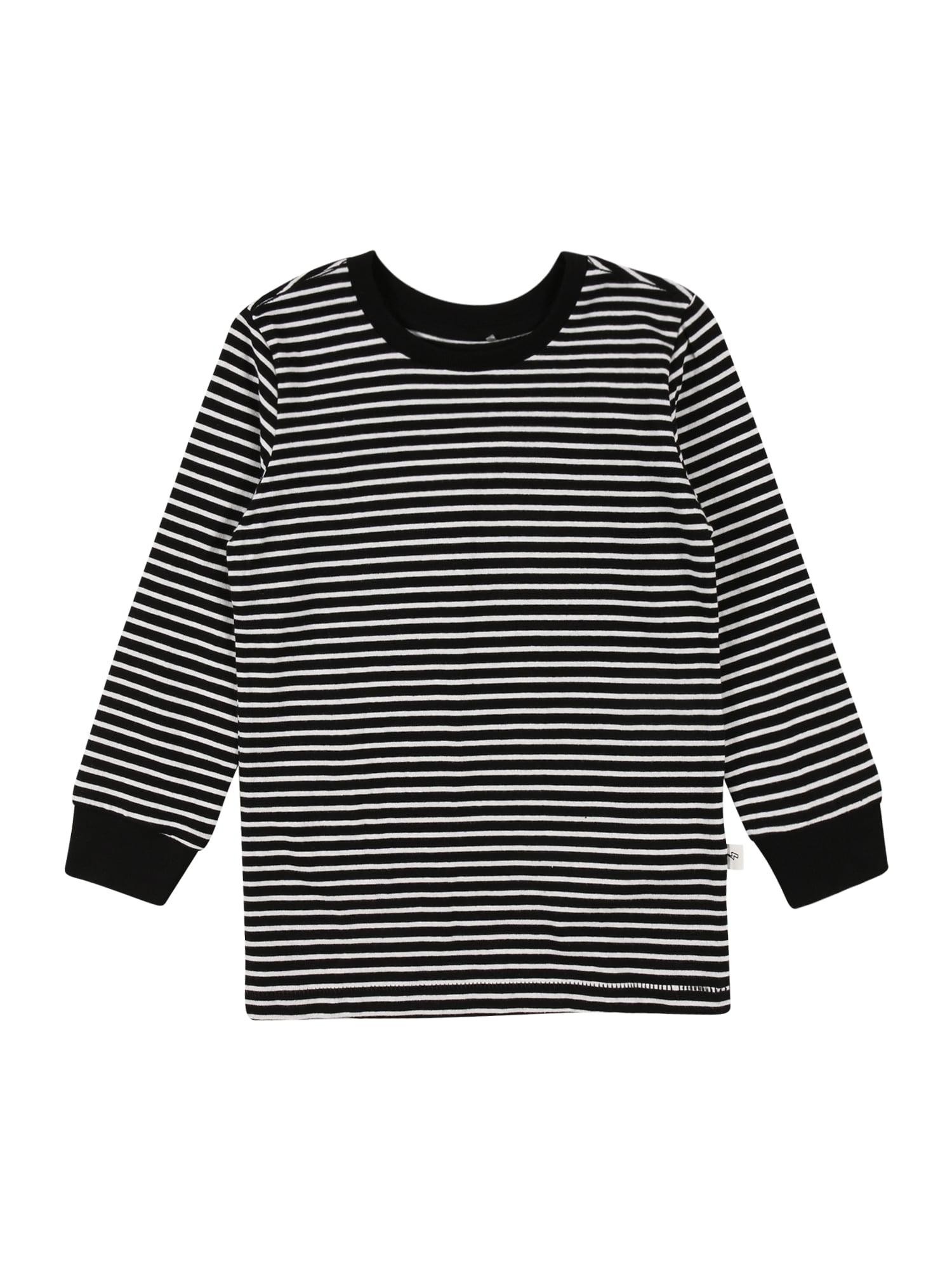 Cotton On Marškinėliai balta / juoda
