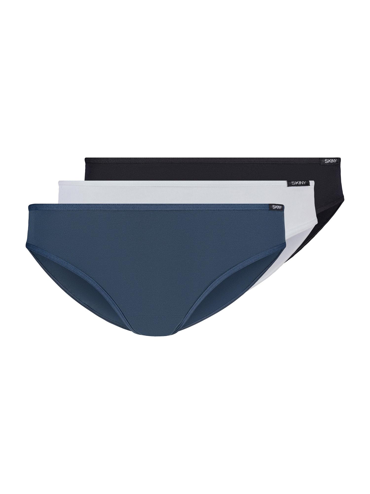 Skiny Kalhotky 'Rio'  černá / bílá / námořnická modř