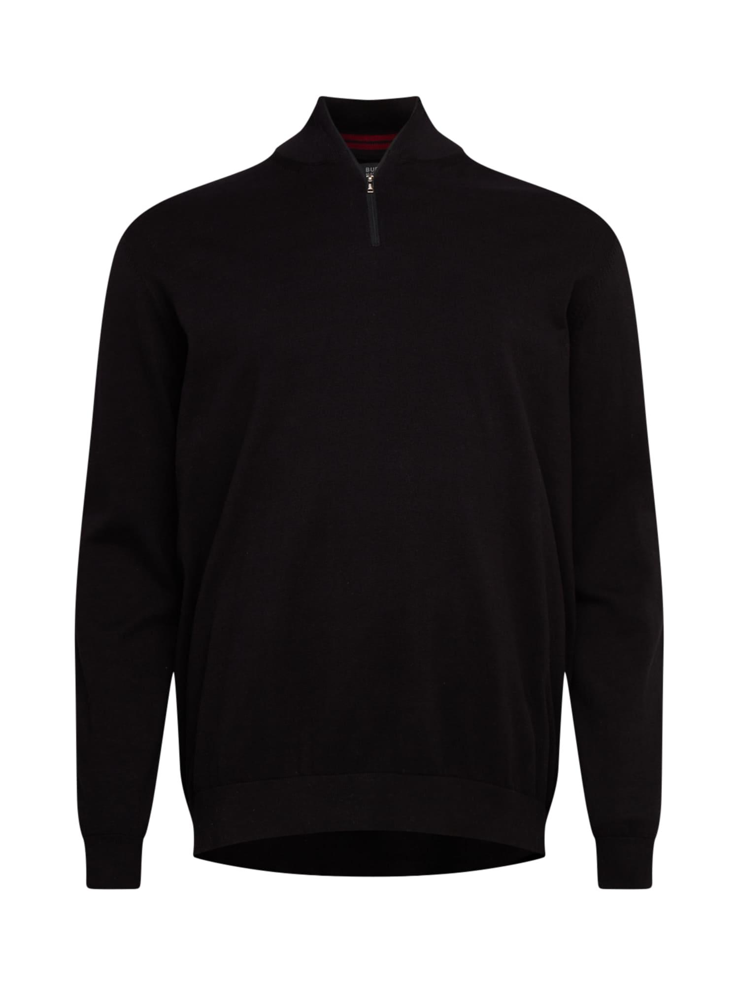 BURTON MENSWEAR LONDON (Big & Tall) Megztinis juoda