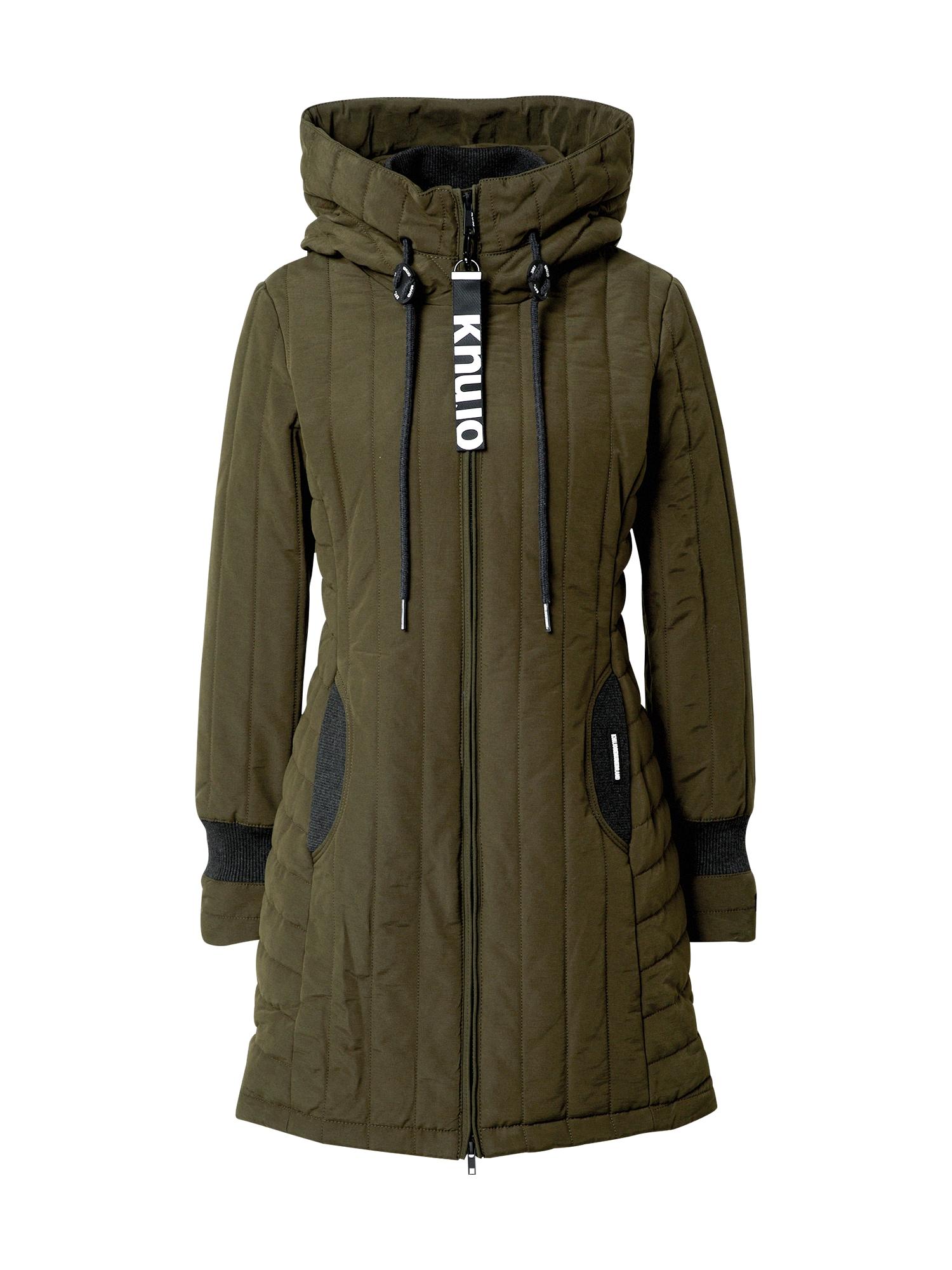 khujo Zimní kabát 'Jerry Prime'  khaki