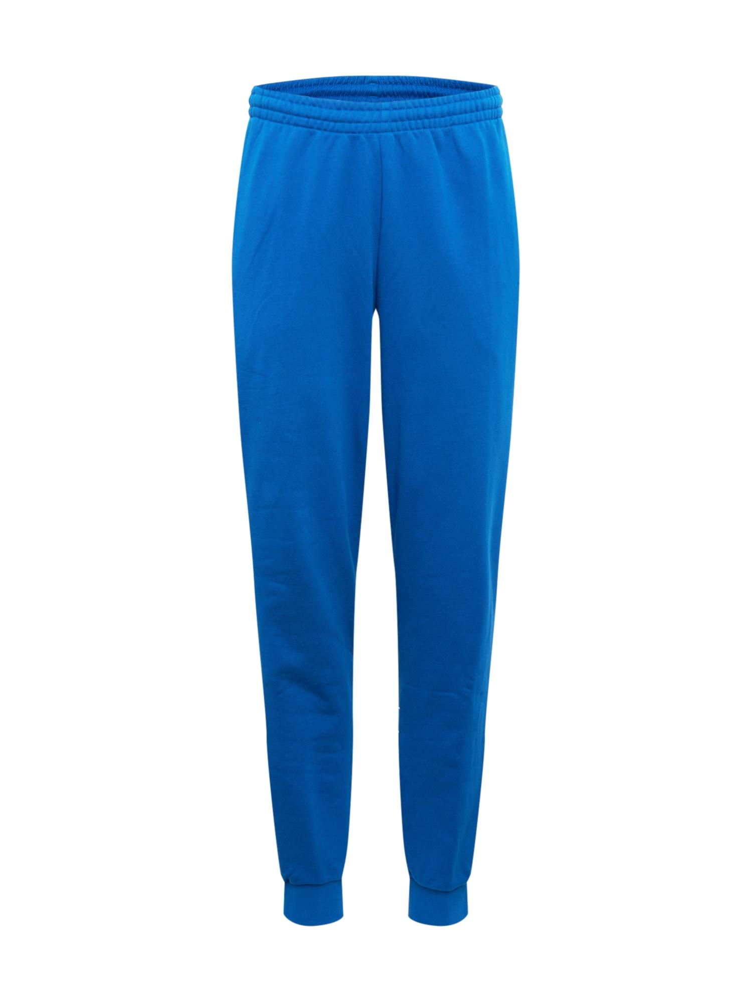 ADIDAS ORIGINALS Nohavice  biela melírovaná / kráľovská modrá