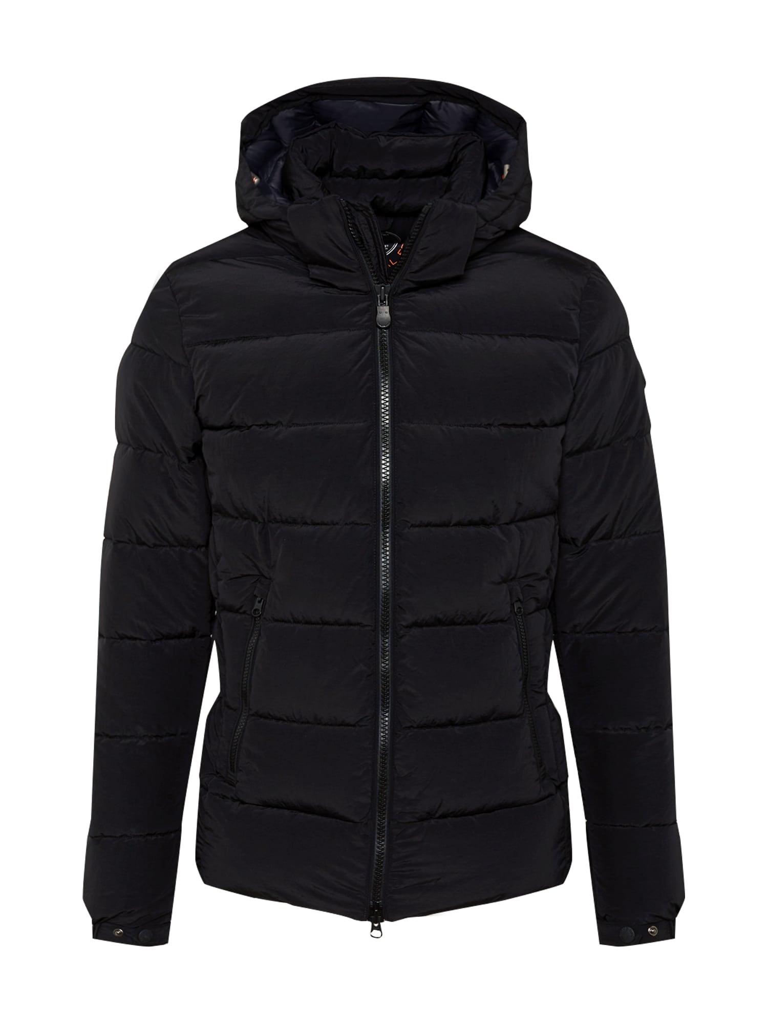 SAVE THE DUCK Zimní bunda 'ROCKY'  černá