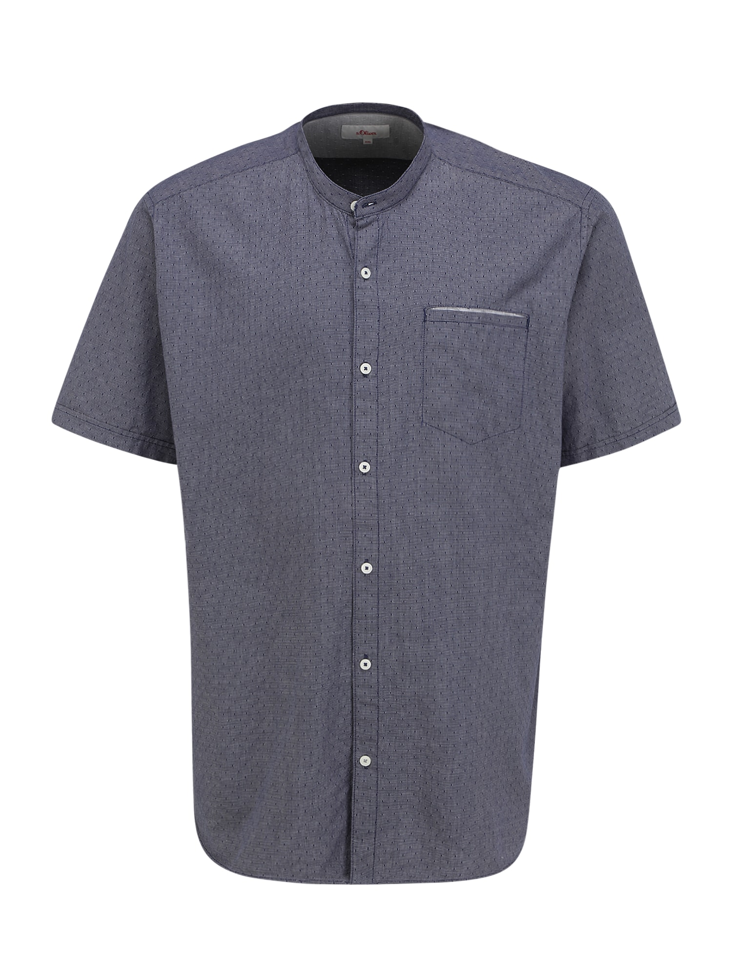 s.Oliver Red Label Big & Tall Marškiniai melsvai pilka