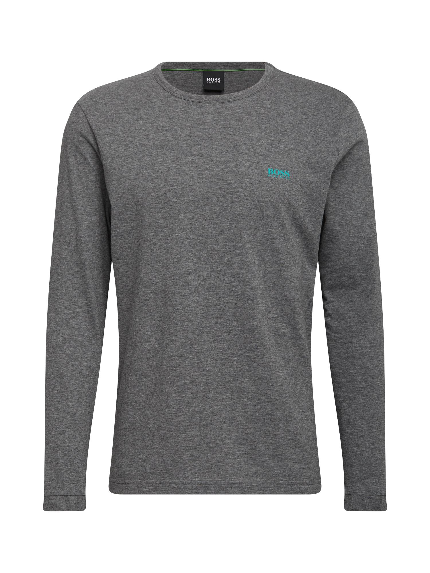 BOSS ATHLEISURE Marškinėliai 'Togn' pilka