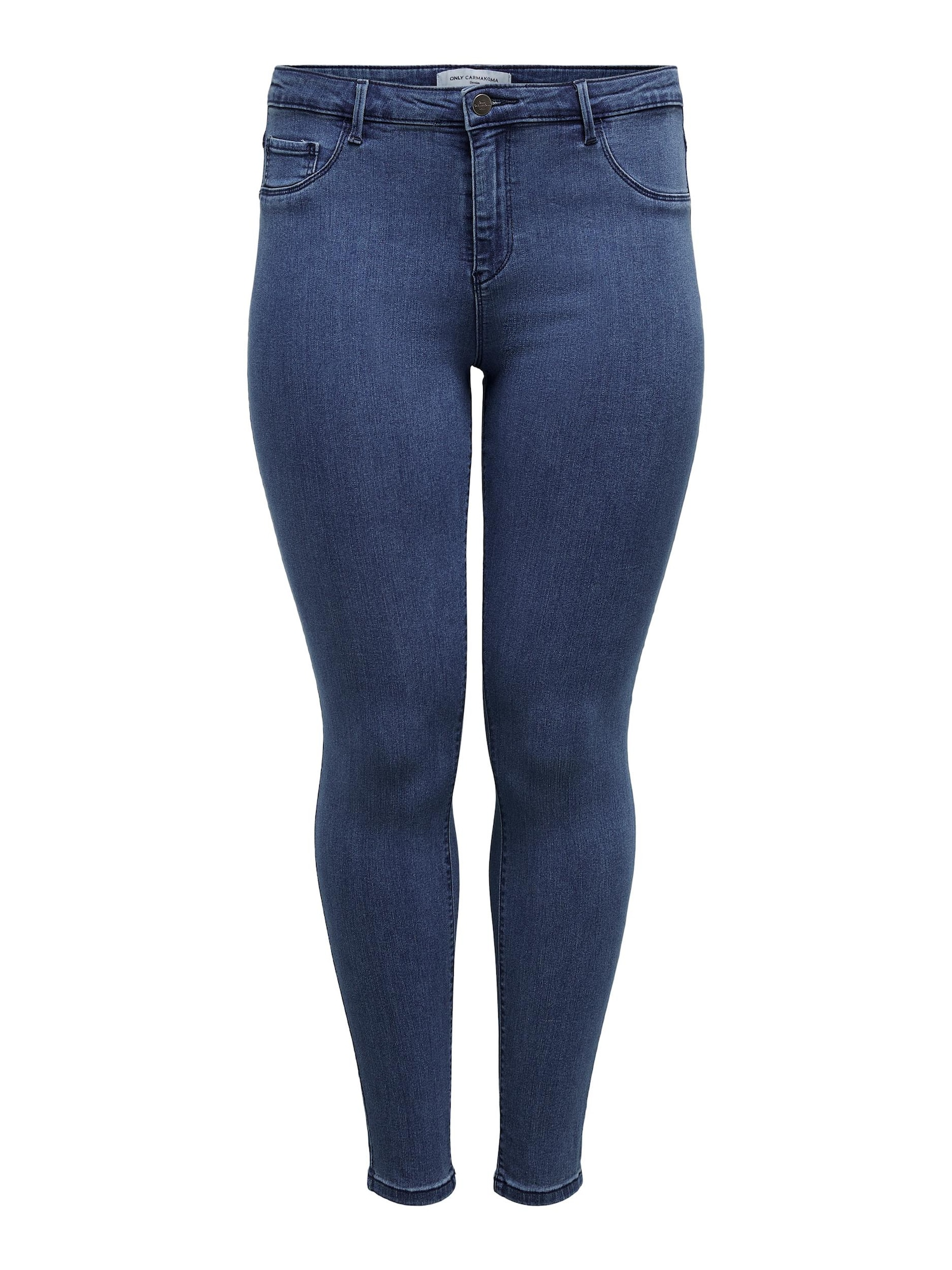 ONLY Carmakoma Džinsai tamsiai (džinso) mėlyna