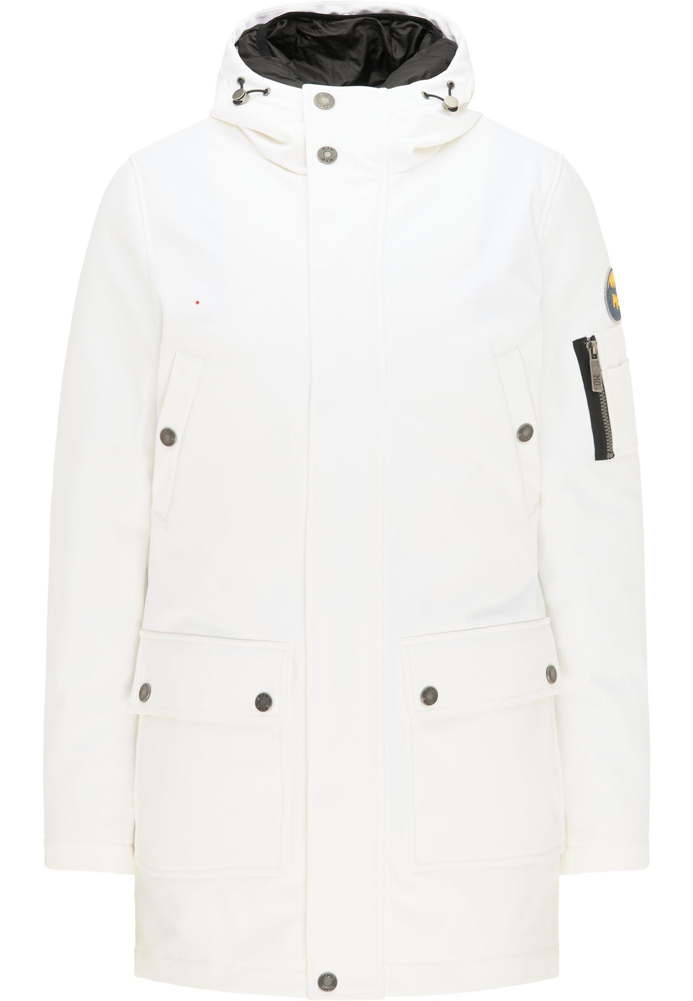 MO Žieminė striukė balta