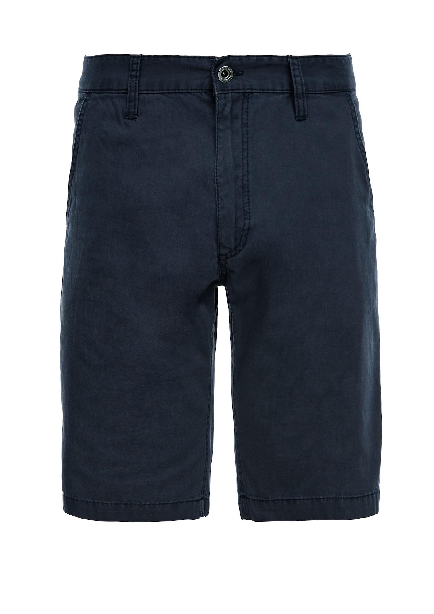 Q/S designed by Kelnės tamsiai mėlyna jūros spalva