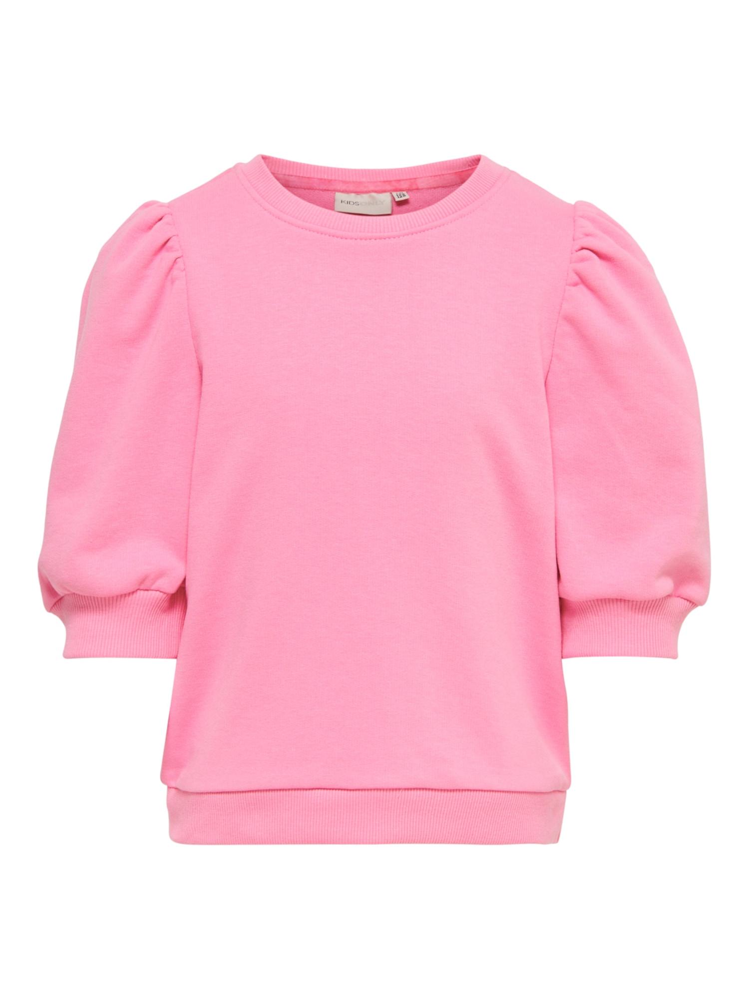 KIDS ONLY Megztinis be užsegimo 'Balou' rožinė