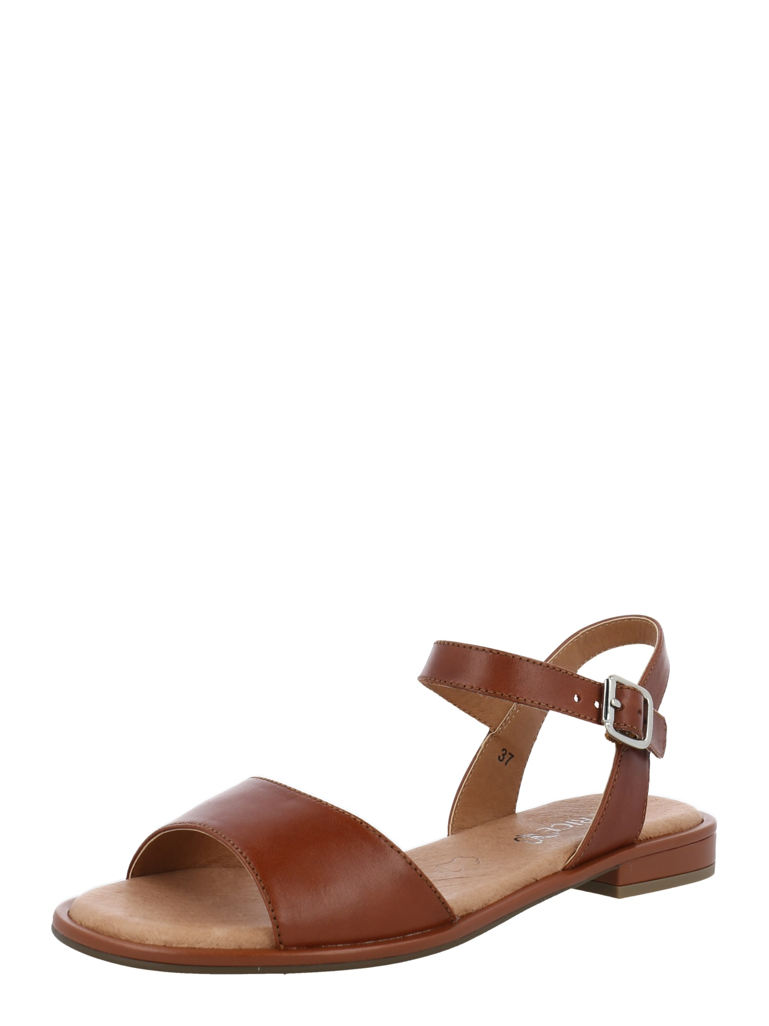 CAPRICE Sandalai karamelės