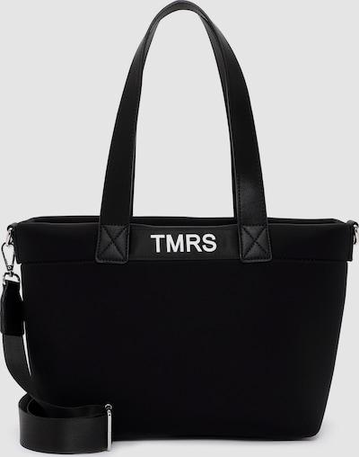 Praktische Shopper Tasche von Tamaris aus robustem Material. Die Tasche bietet viel Platz mit großem Hauptfach und dank mehrerer Nebenfächer eine optimale Übersicht. Zudem ist sie mir einem abnehm- und verstellbarem Umhängeriemen ausgestattet und lässt sich bequem über der Schulter tragen.