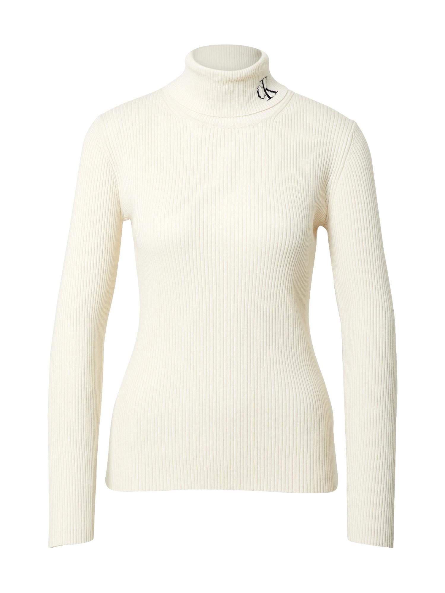 Calvin Klein Jeans Megztinis smėlio