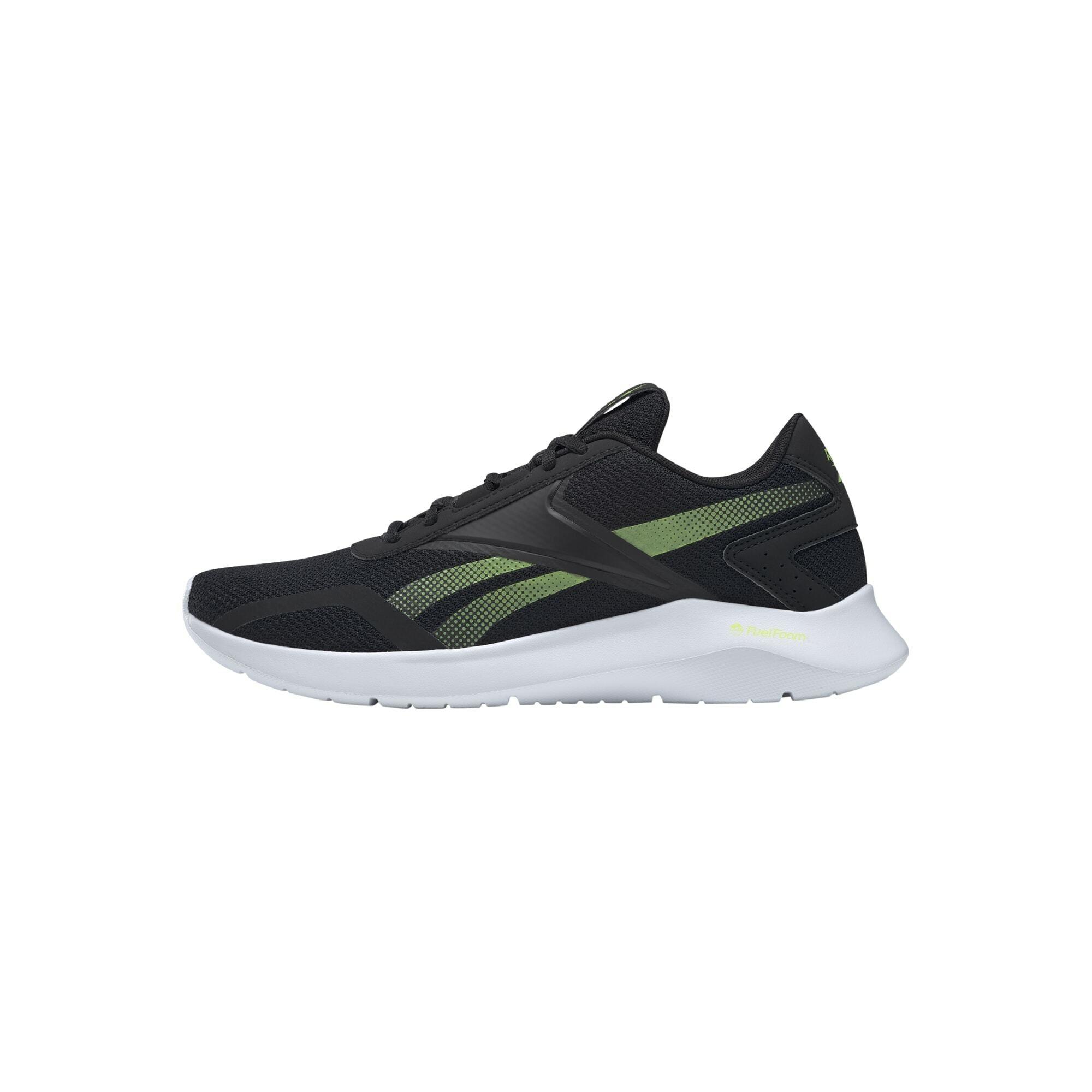 REEBOK Bėgimo batai juoda / obuolių spalva