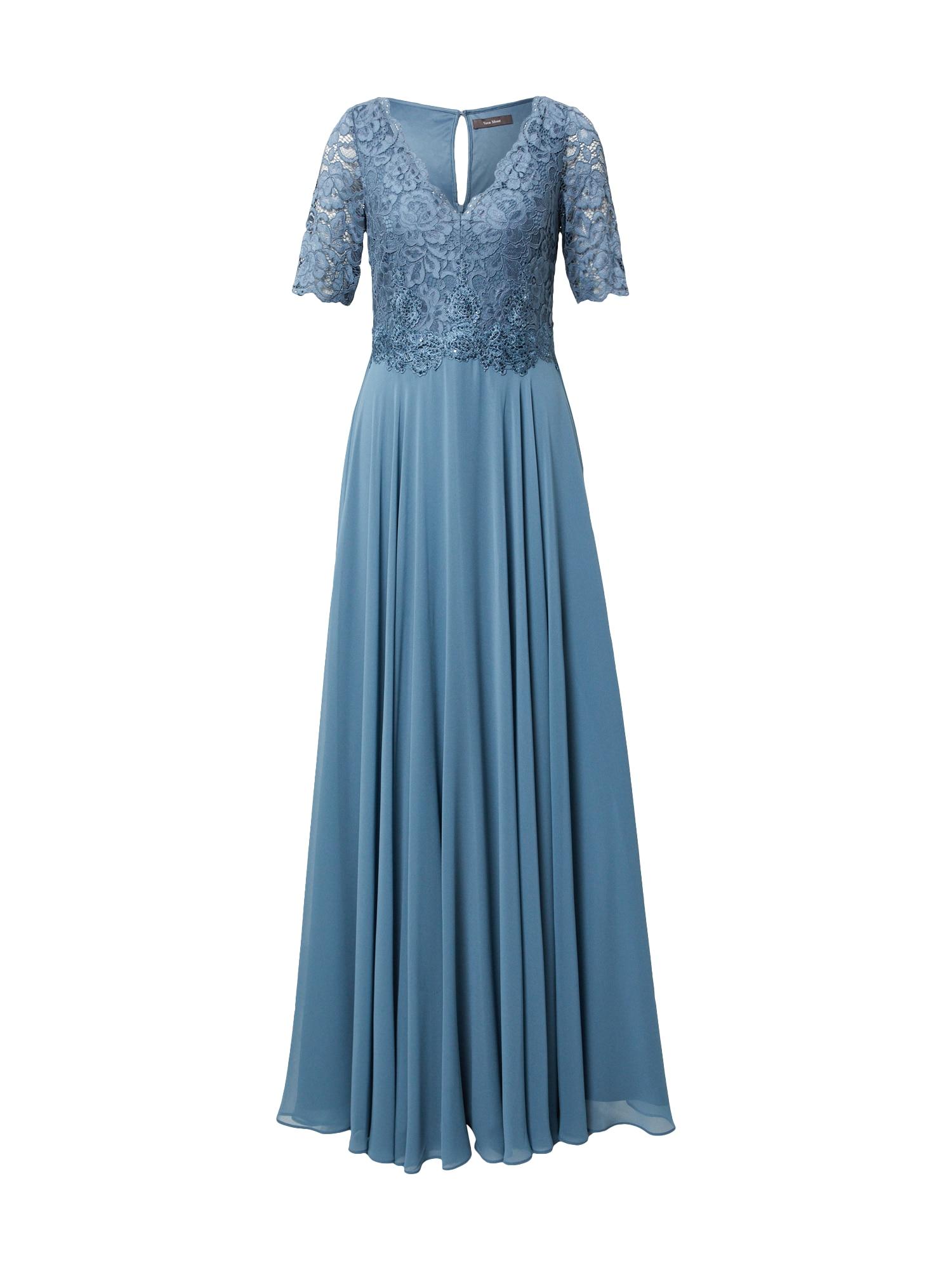 Vera Mont Vakarinė suknelė dangaus žydra