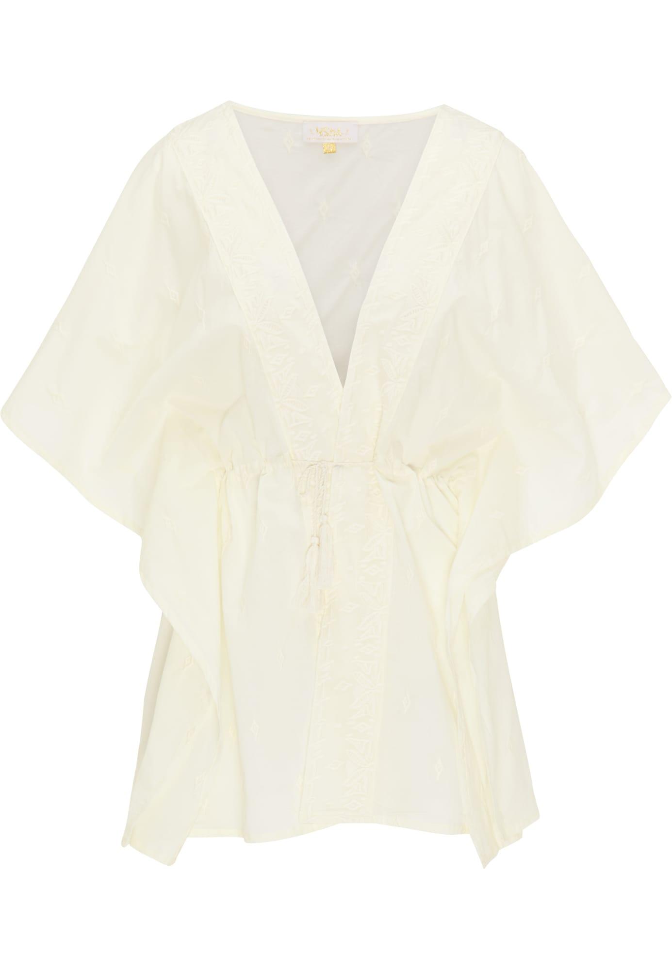 usha FESTIVAL Kimono balta