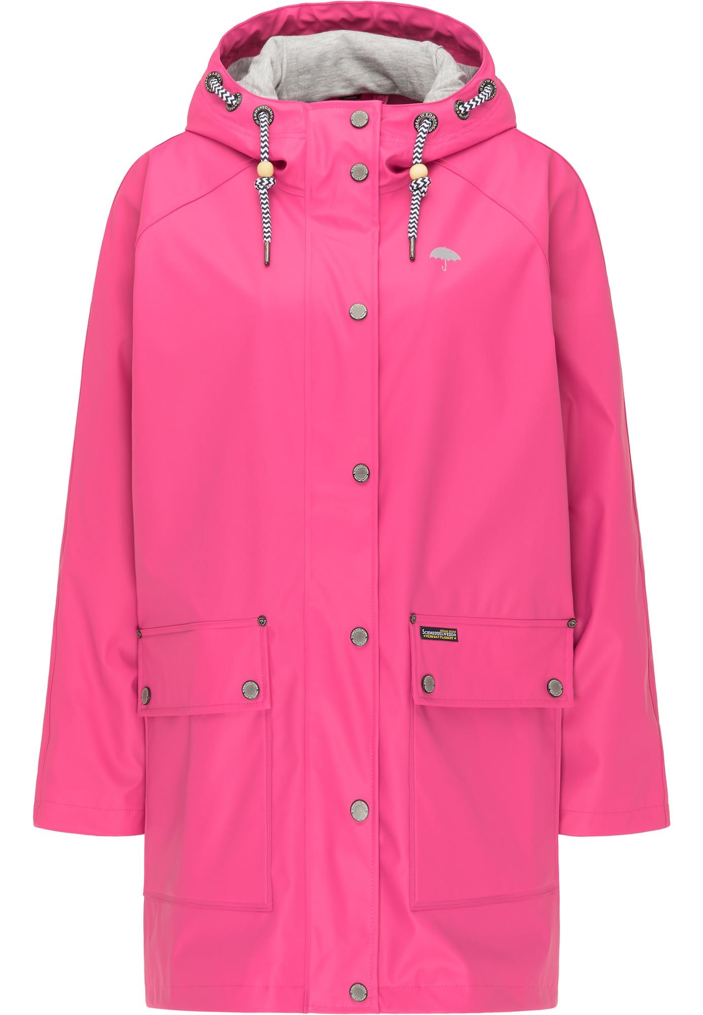 Schmuddelwedda Demisezoninis paltas rožinė