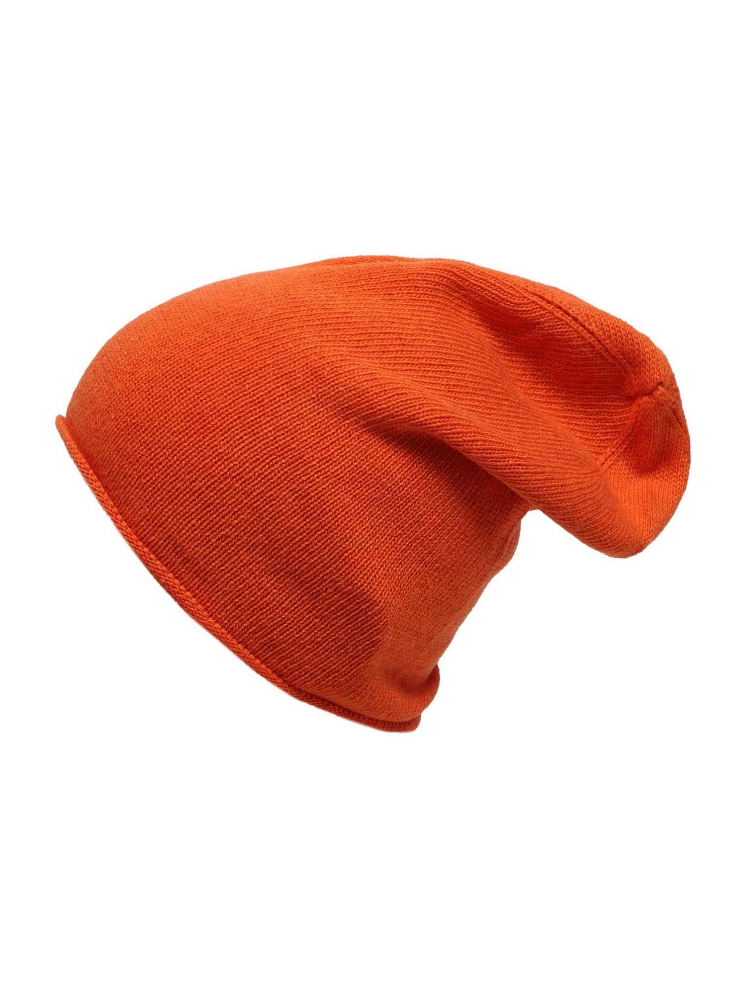 Zwillingsherz Čepice  oranžová