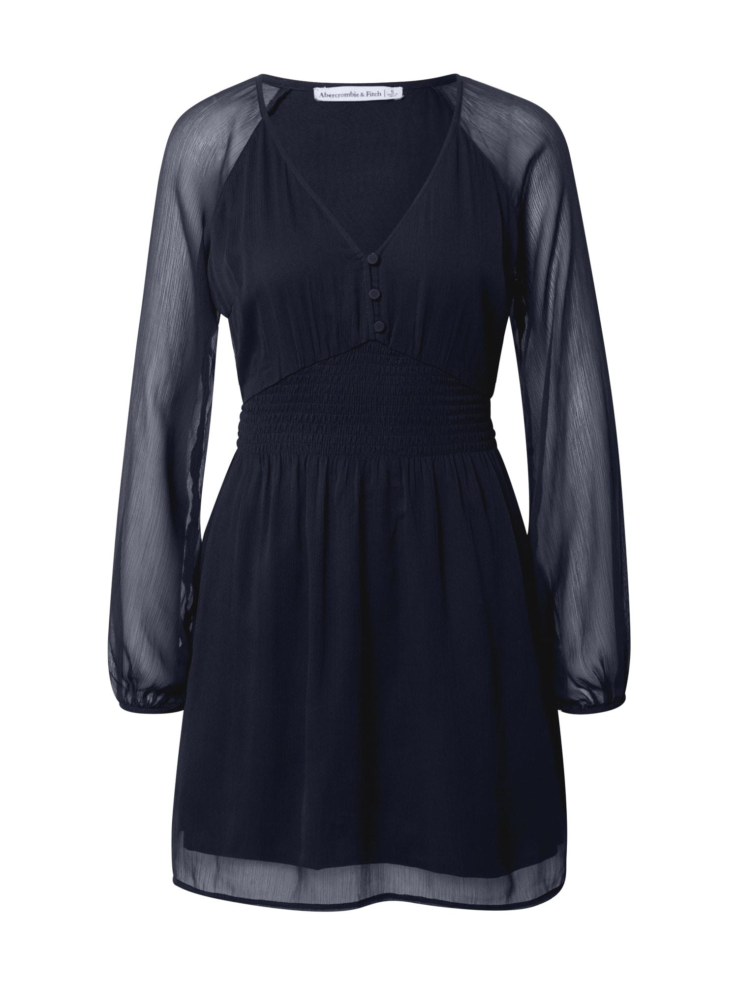 Abercrombie & Fitch Suknelė tamsiai mėlyna