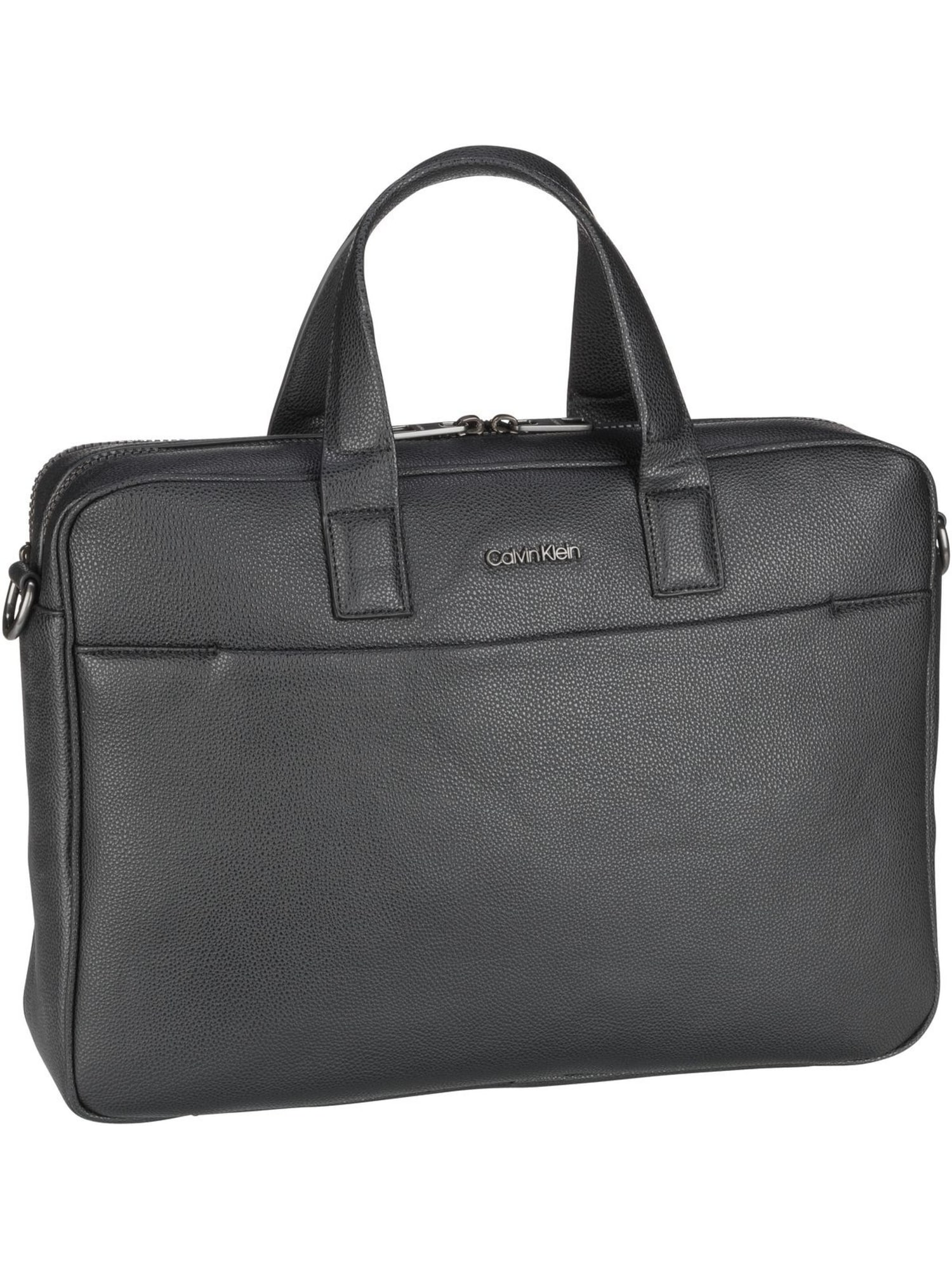 Calvin Klein Portfelis-rankinė juoda