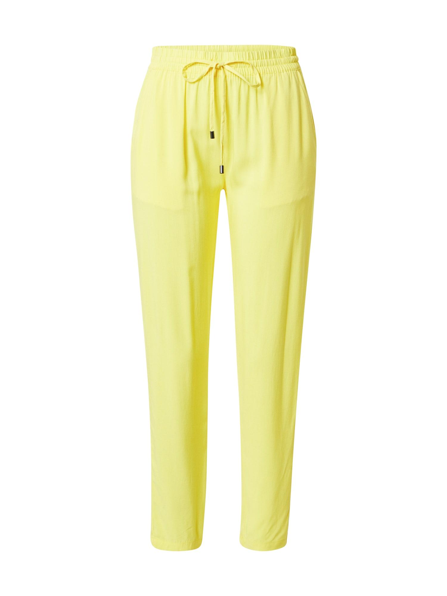 Sublevel Kelnės geltona