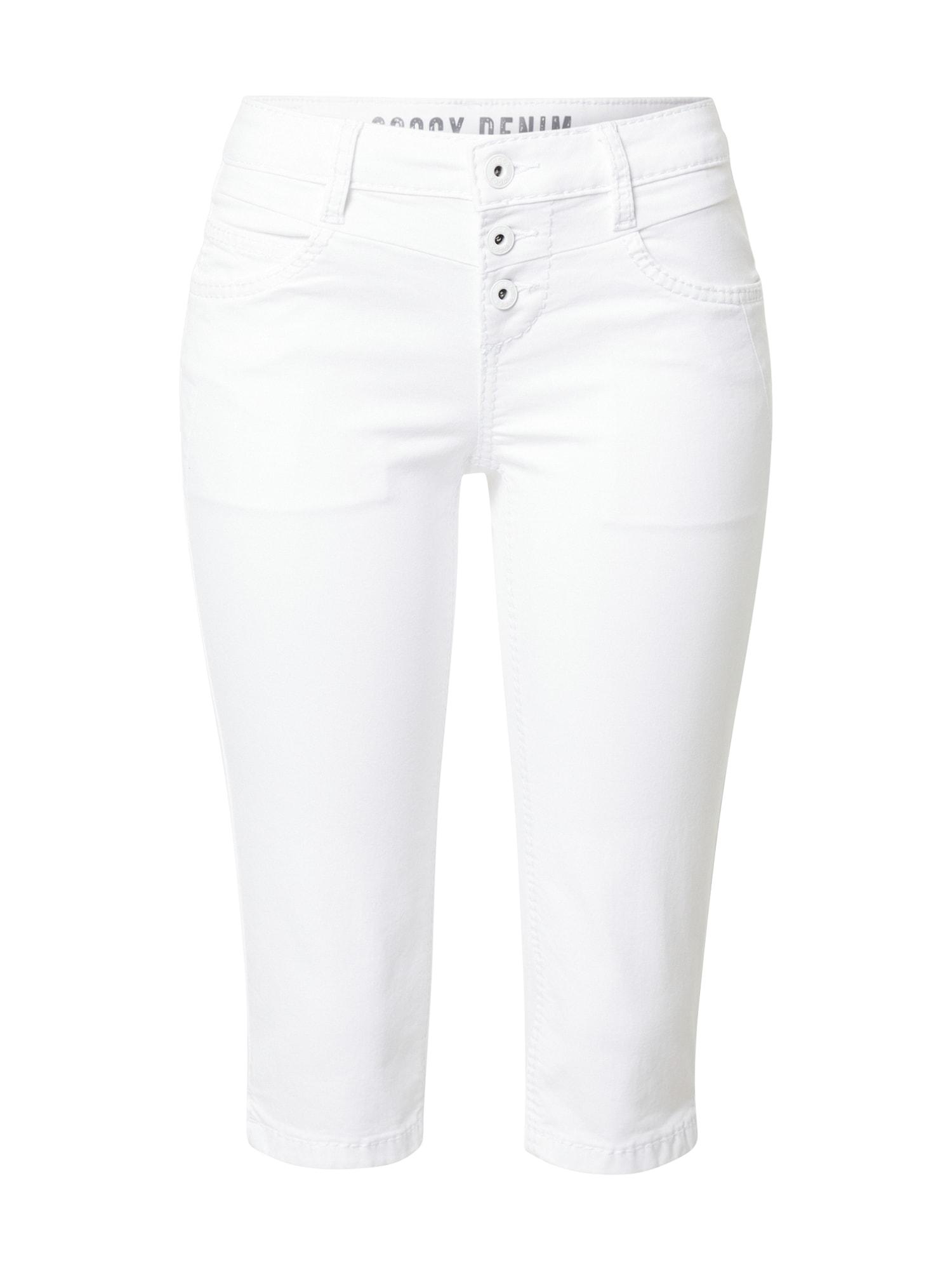 Soccx Kelnės balta