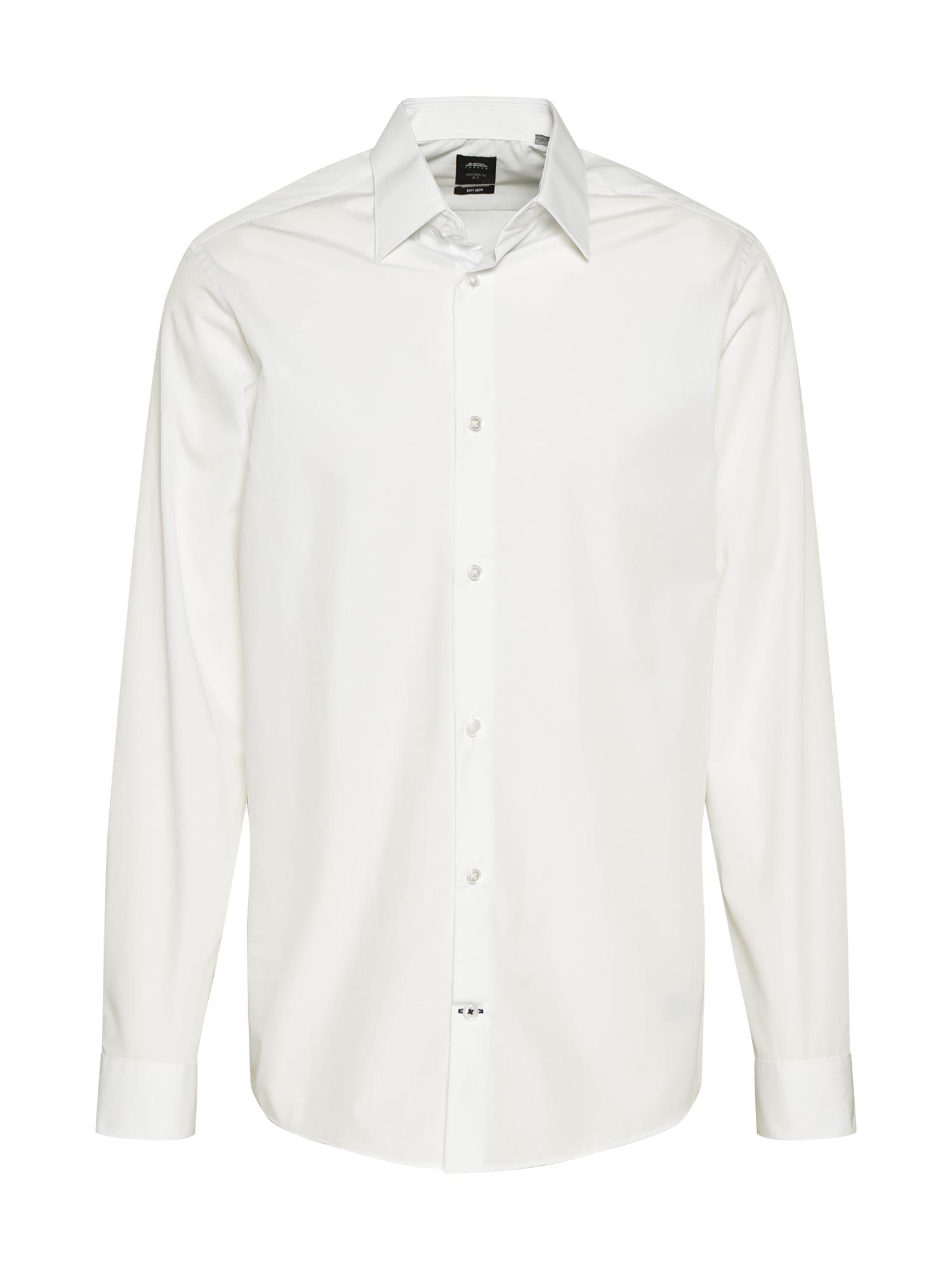 BURTON MENSWEAR LONDON (Big & Tall) Dalykinio stiliaus marškiniai balta