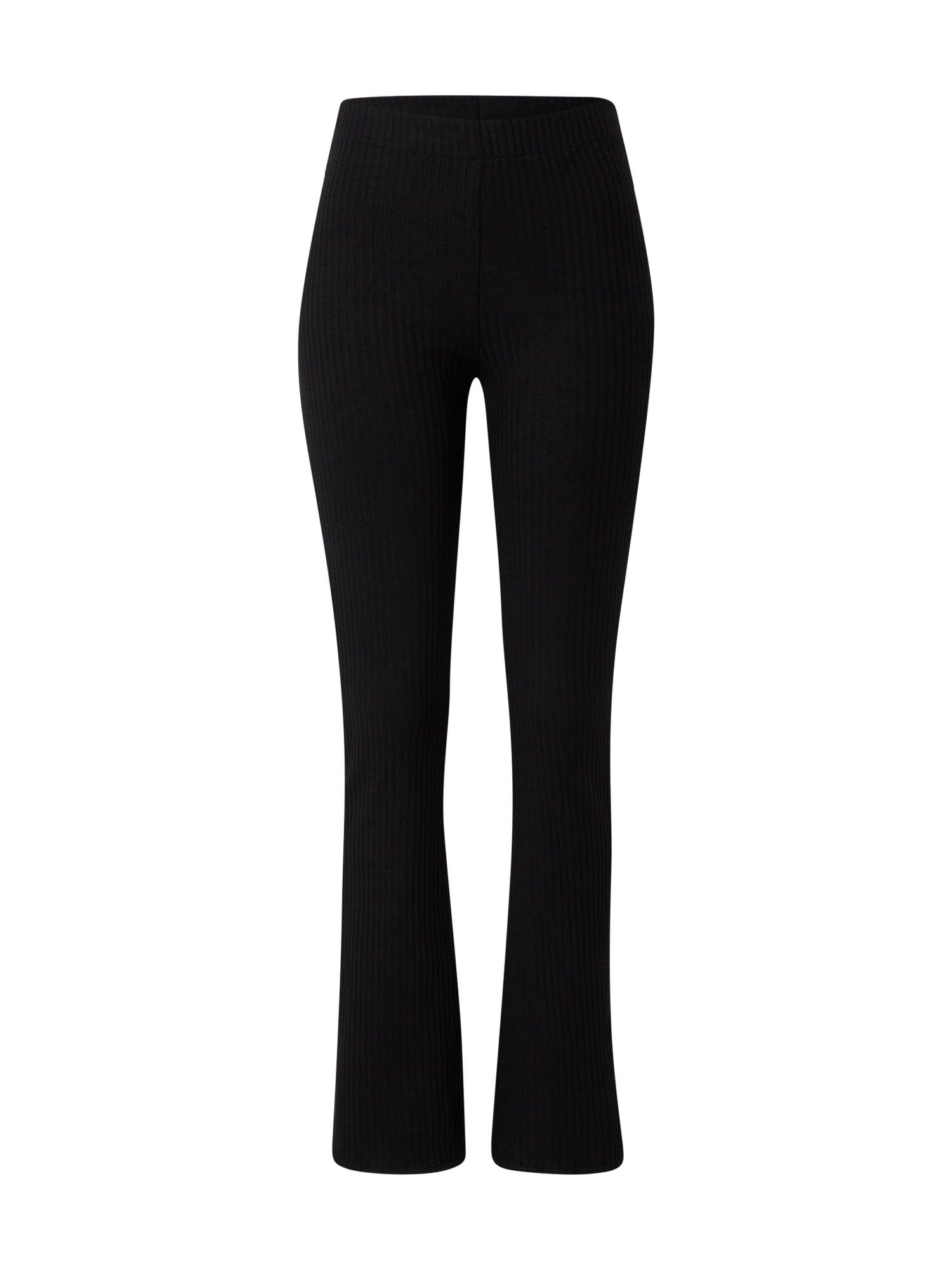 Gina Tricot Kelnės 'Beata' juoda