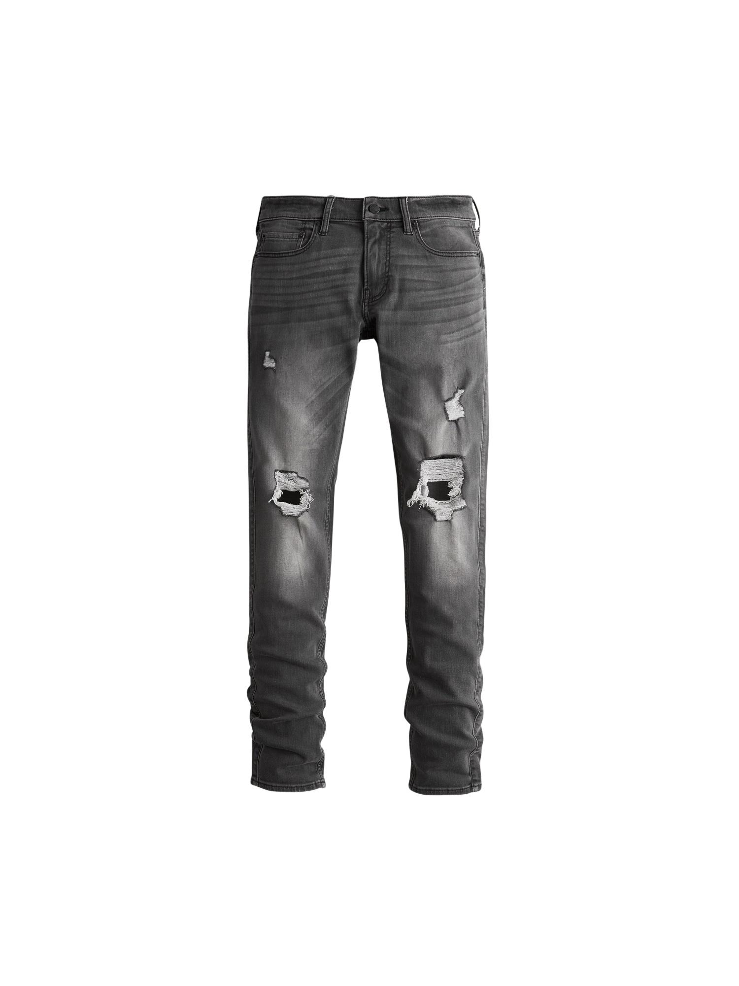 HOLLISTER Džinsai pilko džinso