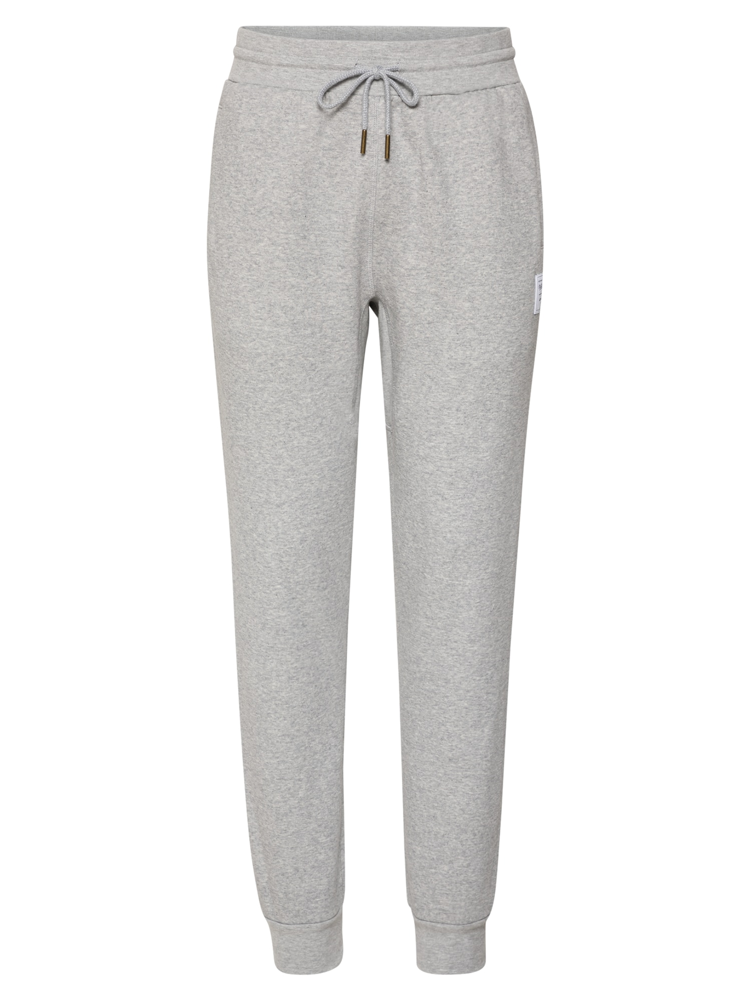 Mitchell & Ness Kelnės margai pilka / balta