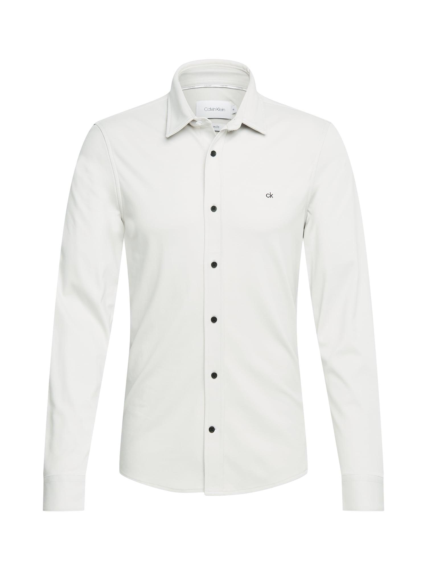 Calvin Klein Marškiniai balkšva
