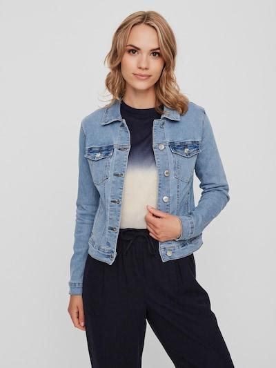 Vero Moda Hot Soya Jeansjacke mit langen Ärmeln
